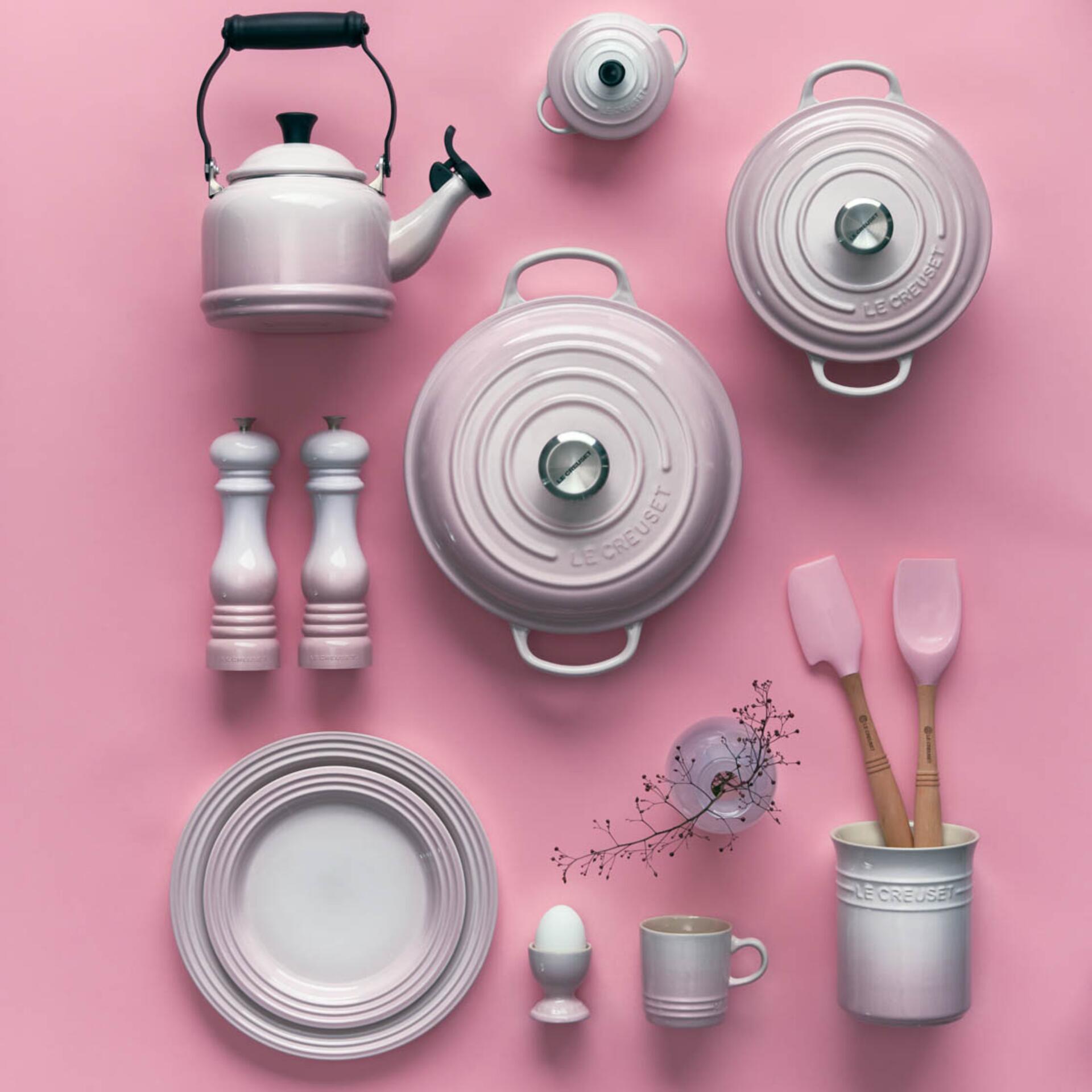 Le Creuset Frühstücksteller Shell Pink
