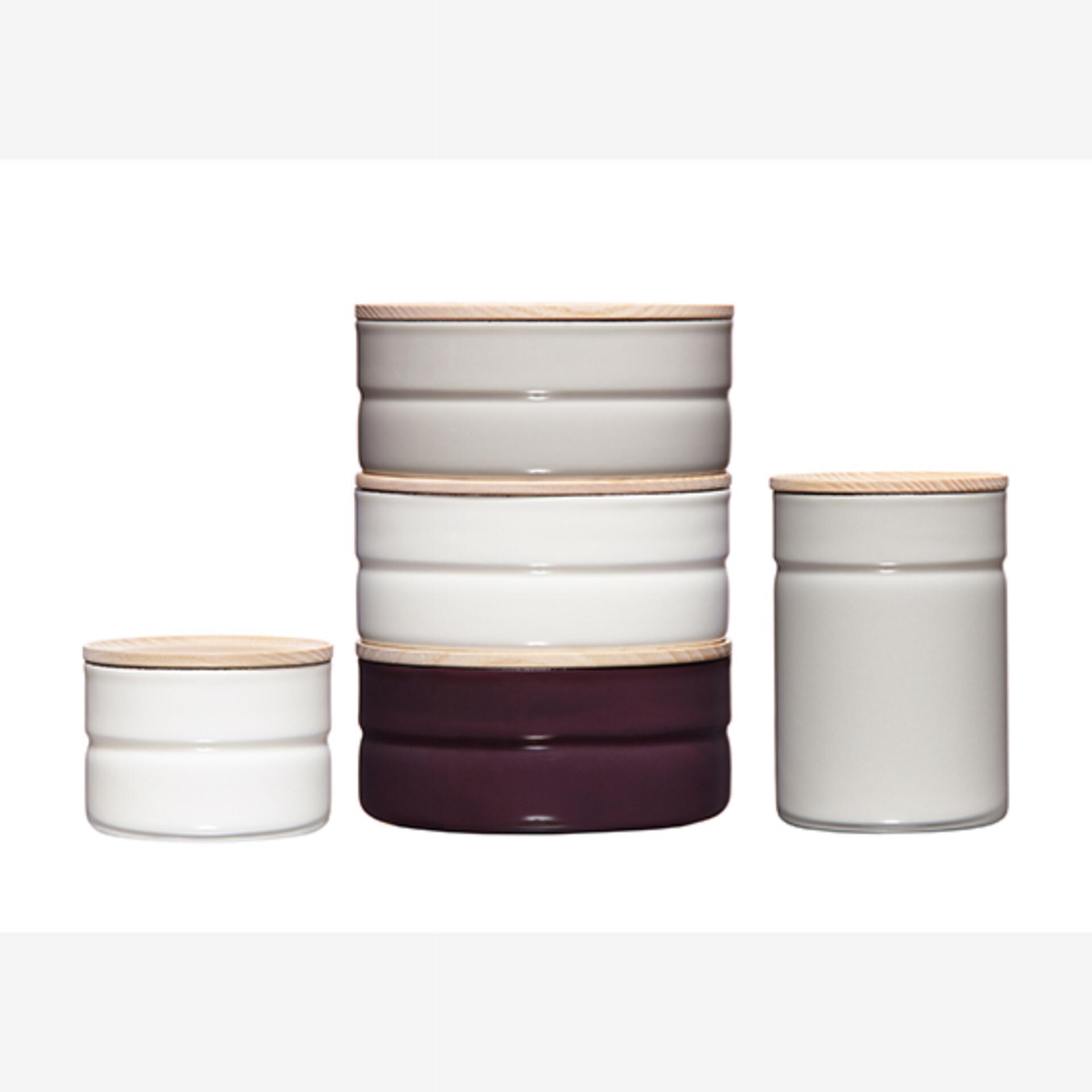 Riess Vorratsdose 2250 ml Weiß