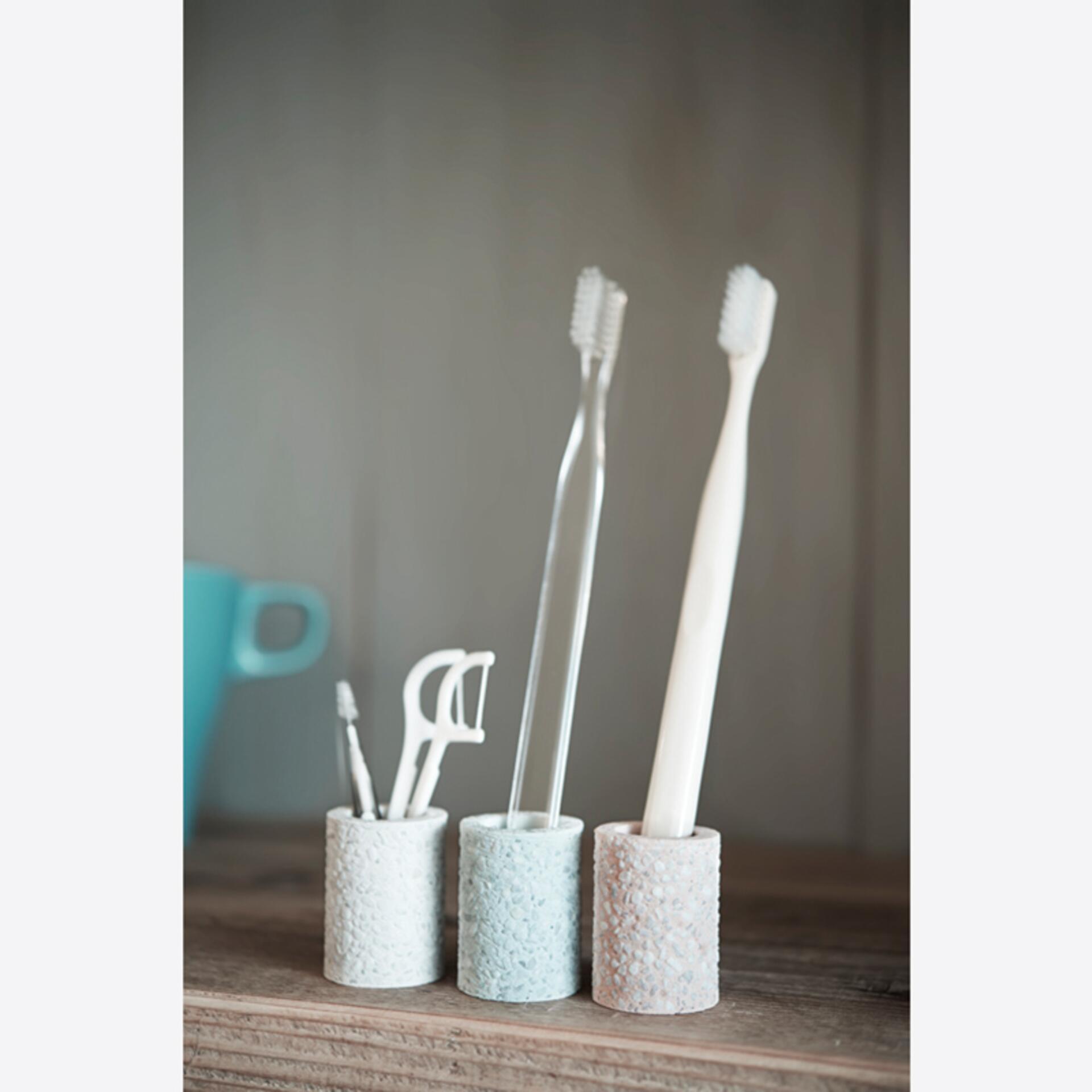 Soil Zahnbürstenhalter Mini Weiß