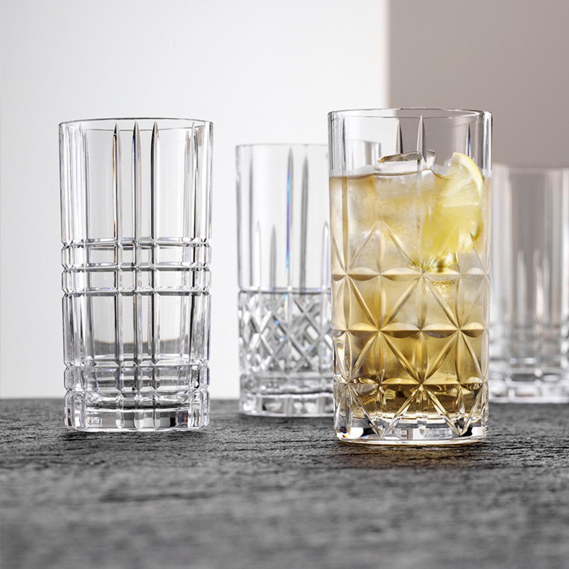 Nachtmann Highland Longdrink Glas 4er Set