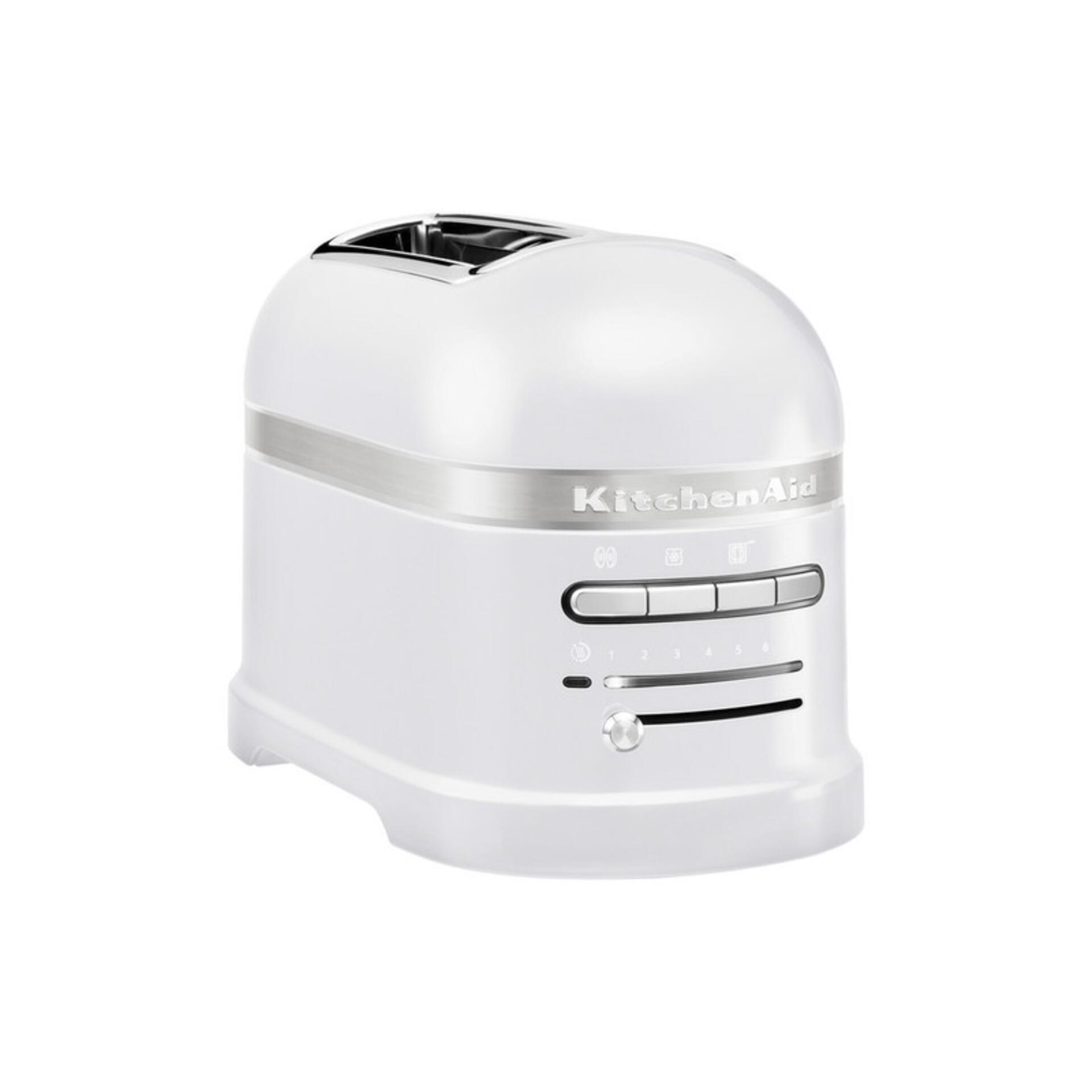Kitchenaid 2-Scheiben-Toaster Frosted Pearl 5KMT2204EFP