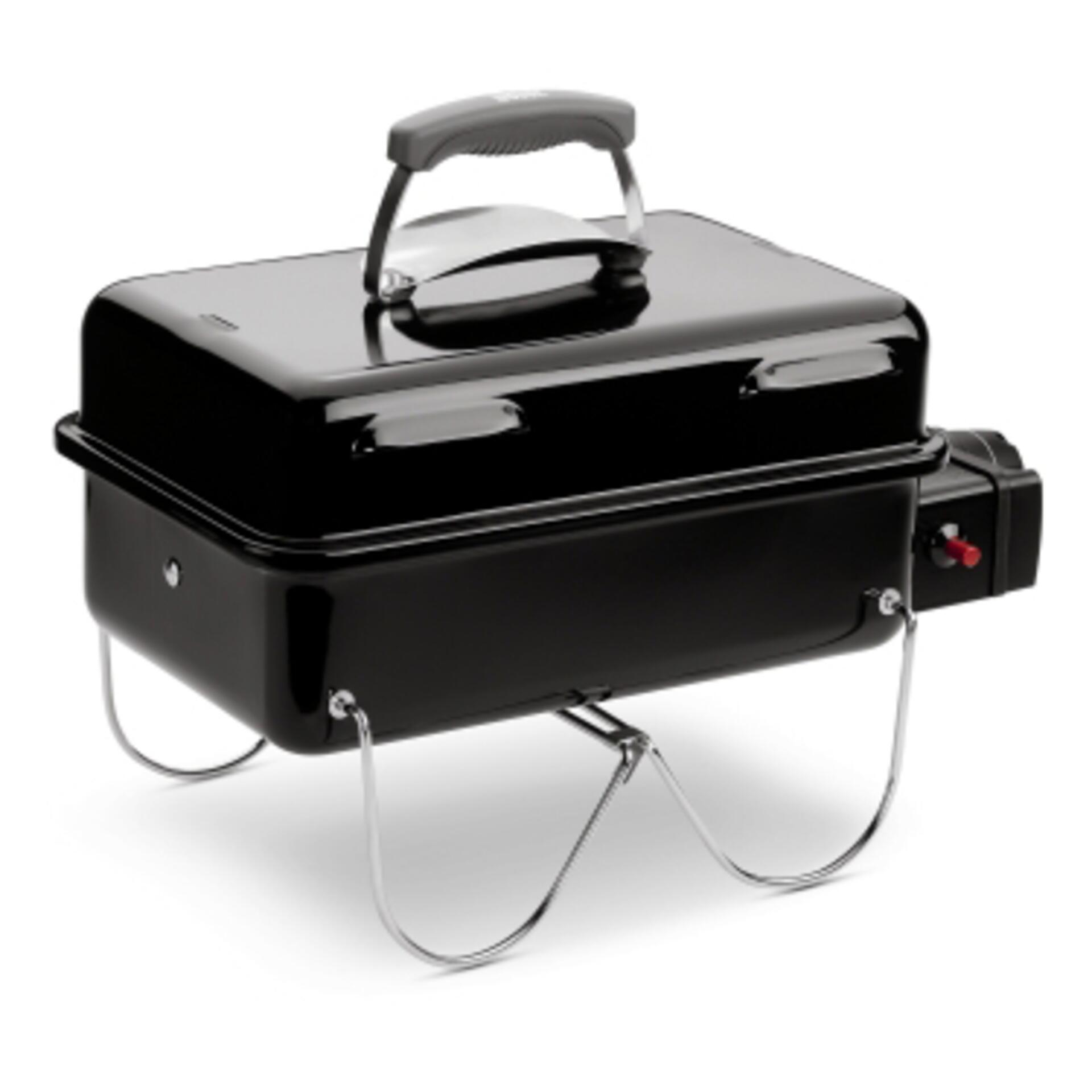 Weber Go-Anywhere Gasgrill Black