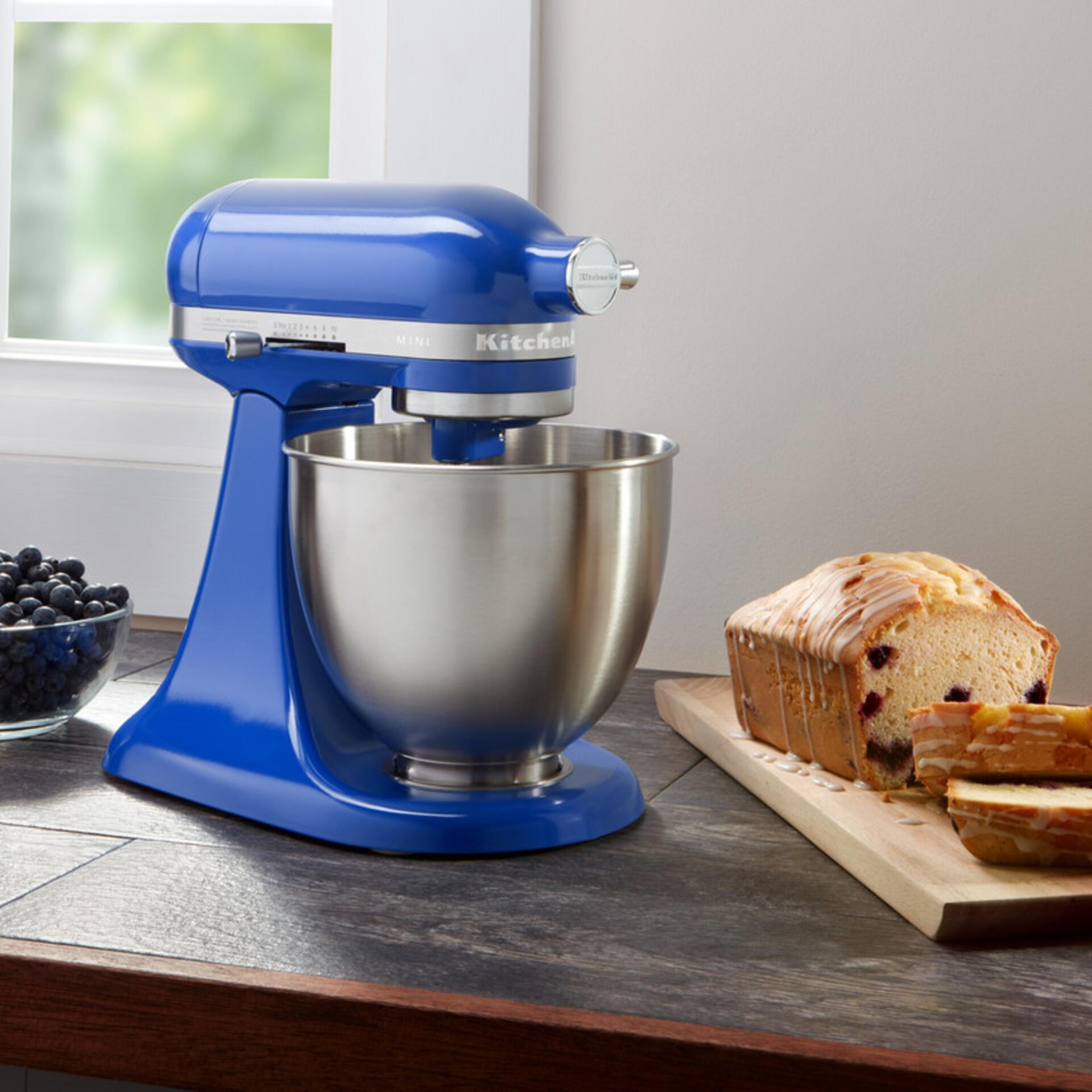 Kitchenaid Mini Küchenmaschine 3,3 L Matt Schwarz 5KSM3311XEBM