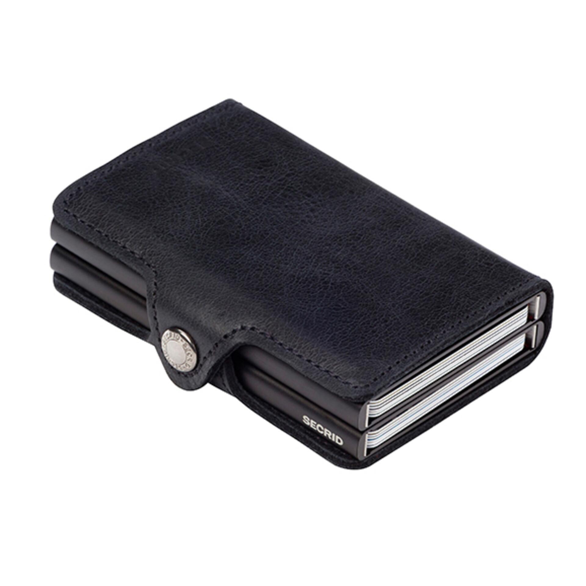 Secrid Twinwallet Vintage Black Leder