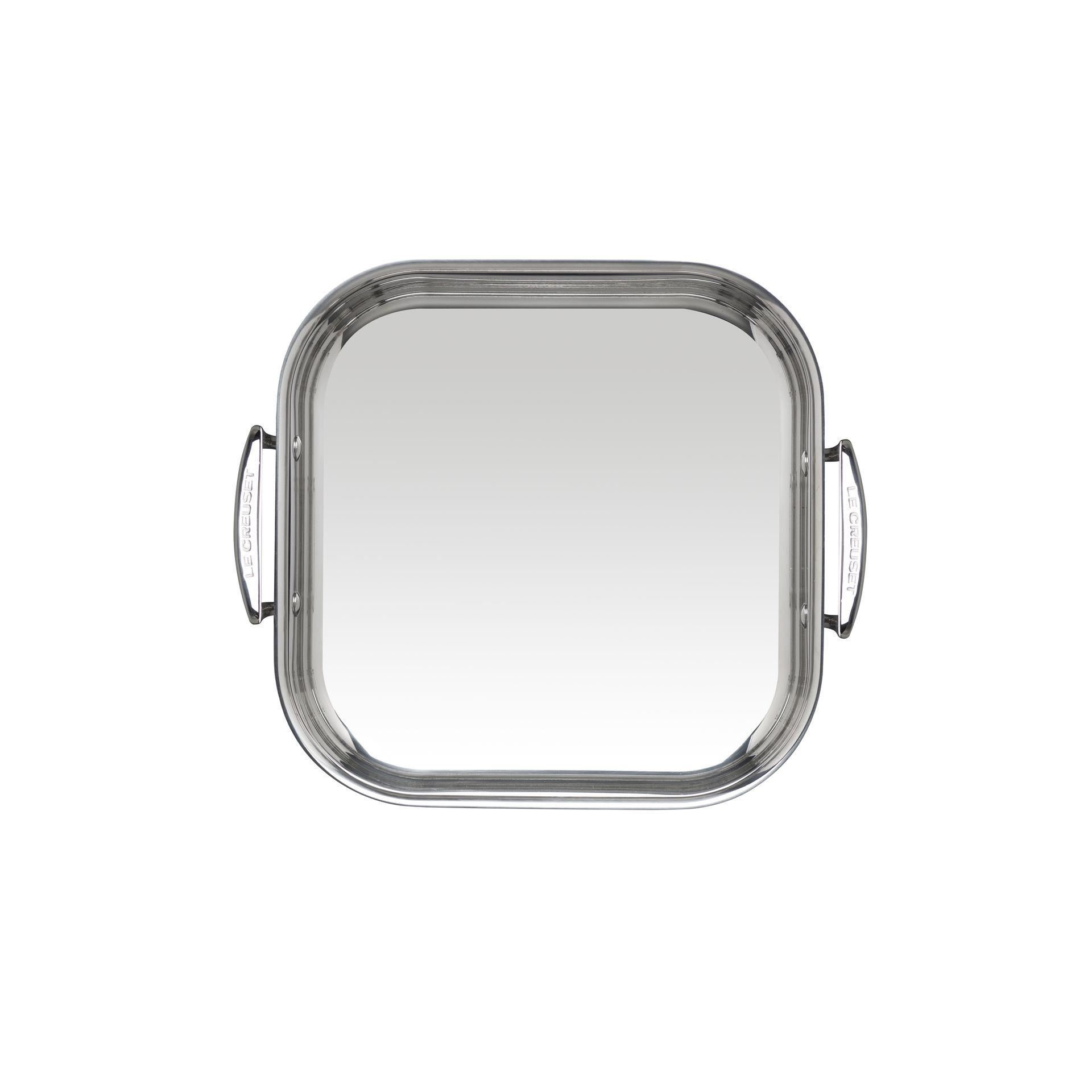 Le Creuset 3-Ply Bratreine quadratisch 26 cm