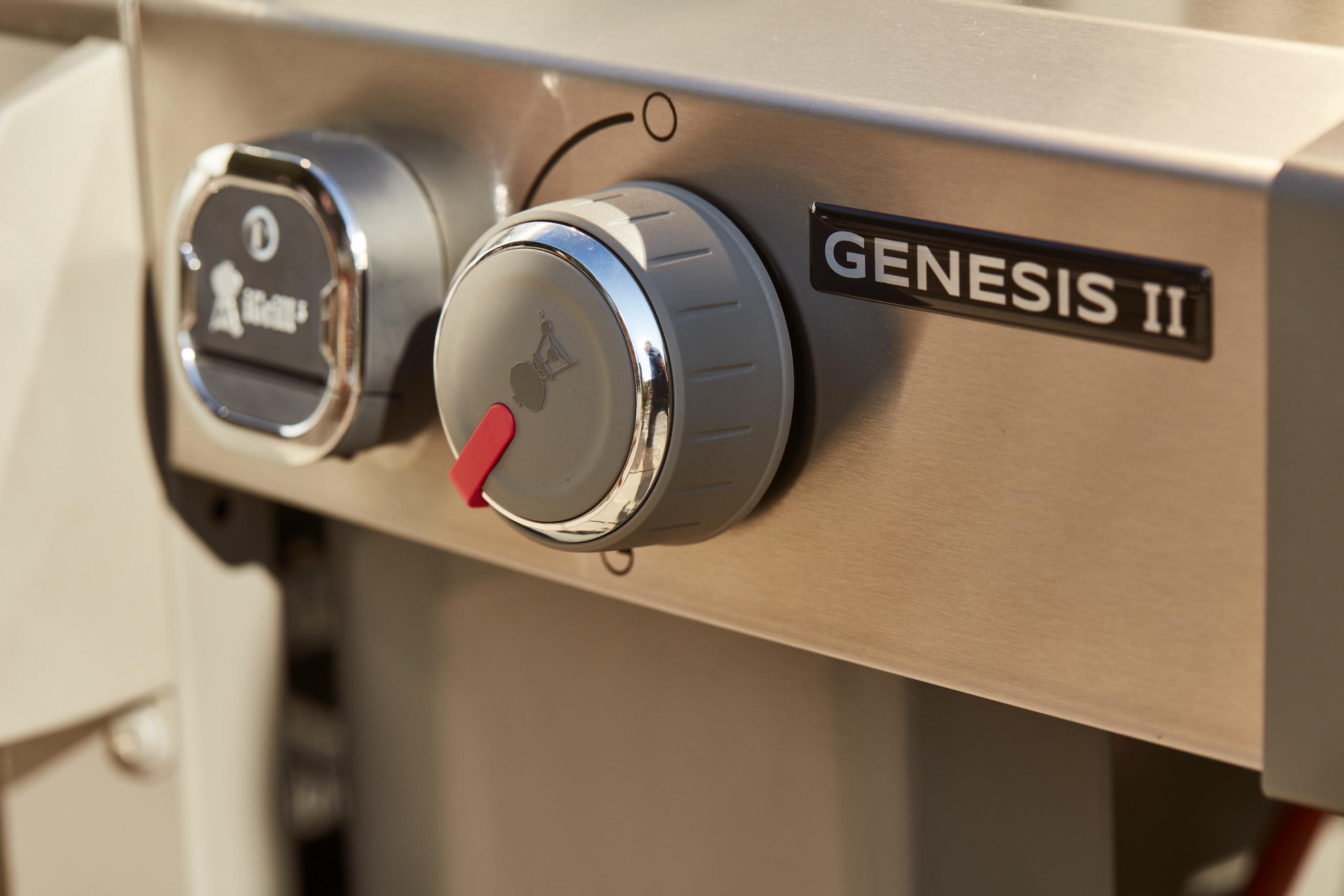 Weber Genesis II EP-335 GBS Black