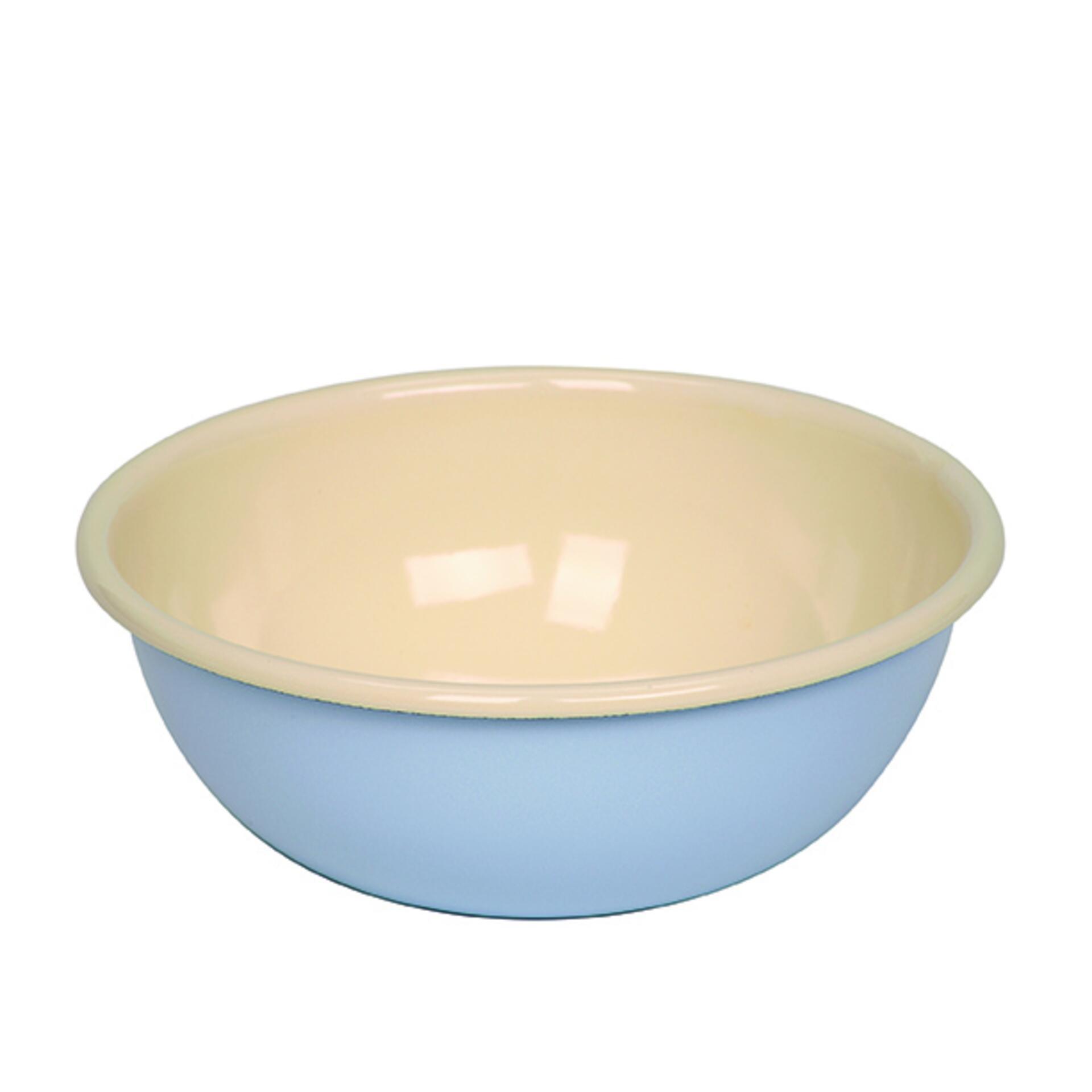 Riess Obst- und Salatschüssel 30 cm Blau