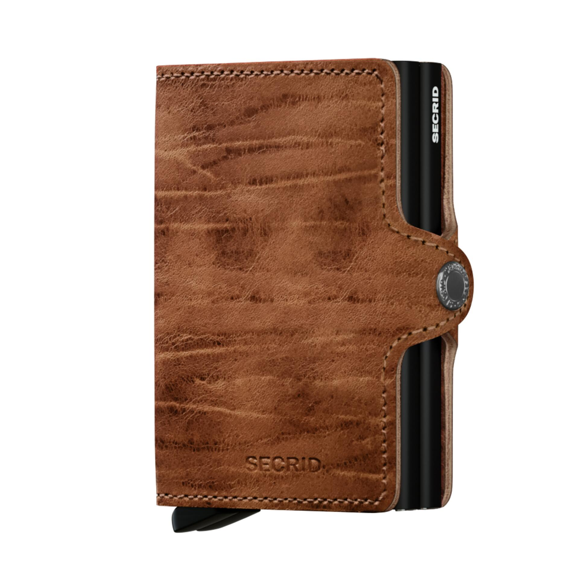 Secrid Twinwallet Dutch Martin Whiskey Leder