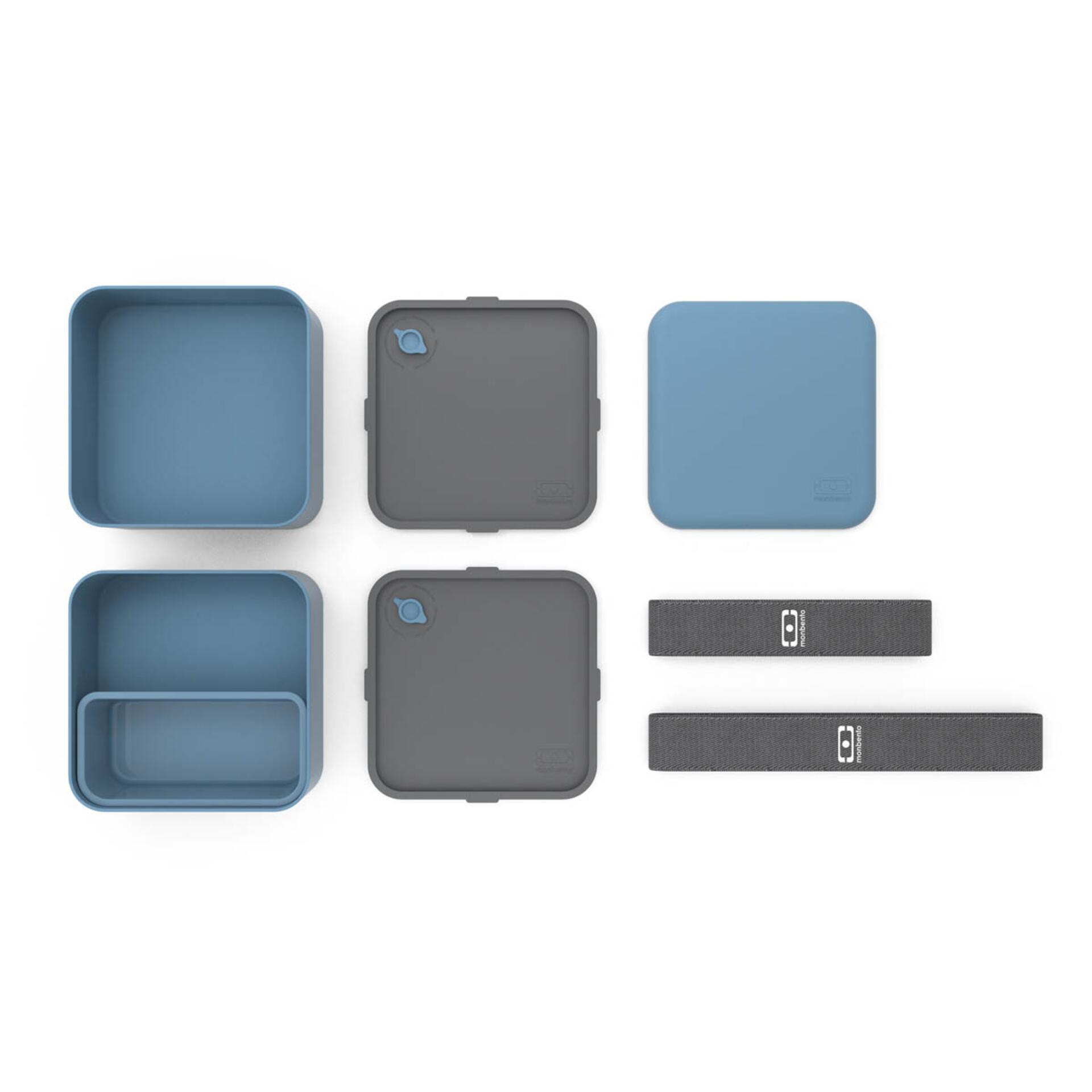 Monbento MB Square Bento Box 1,7 Liter Denim