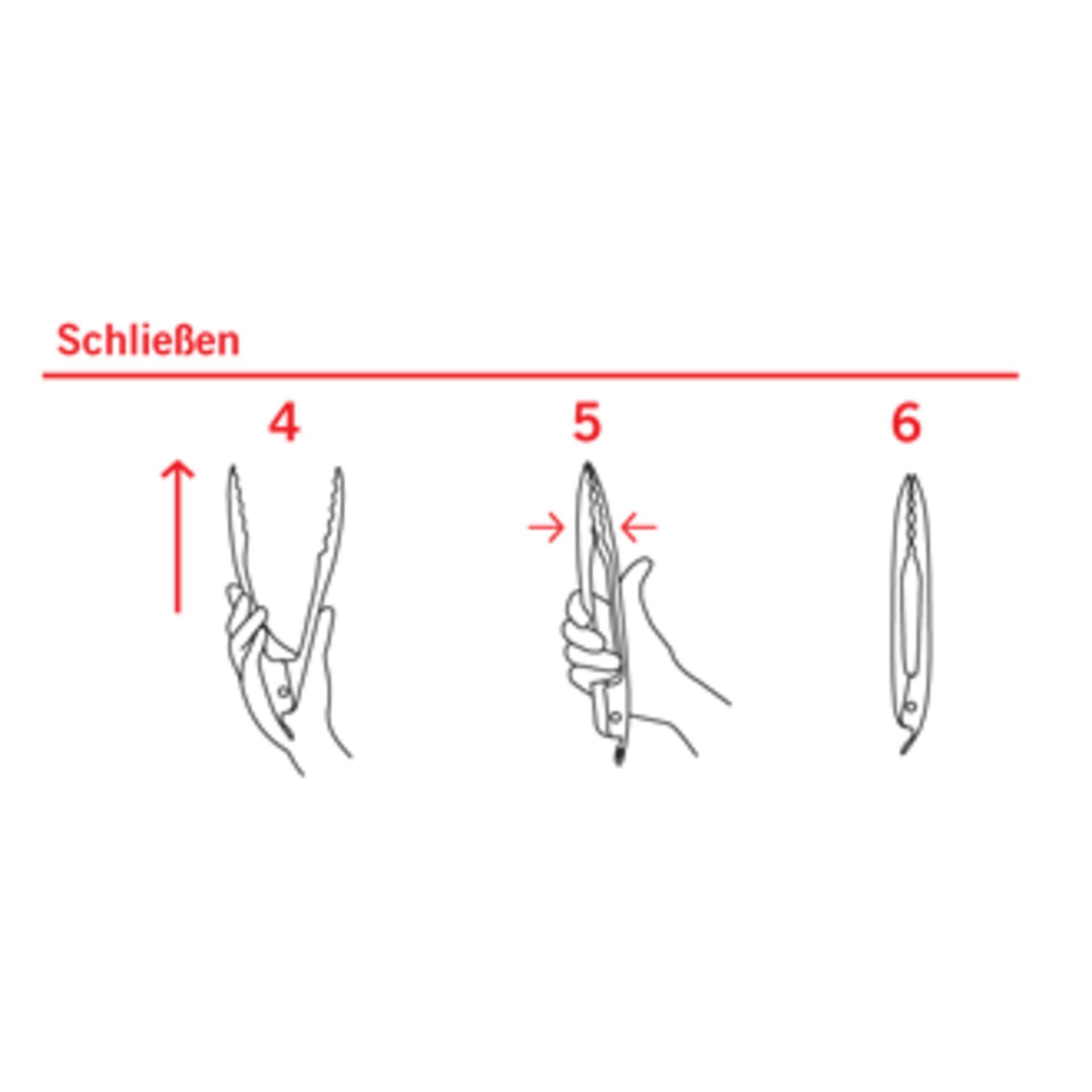 Rösle Gourmetzange 30 cm