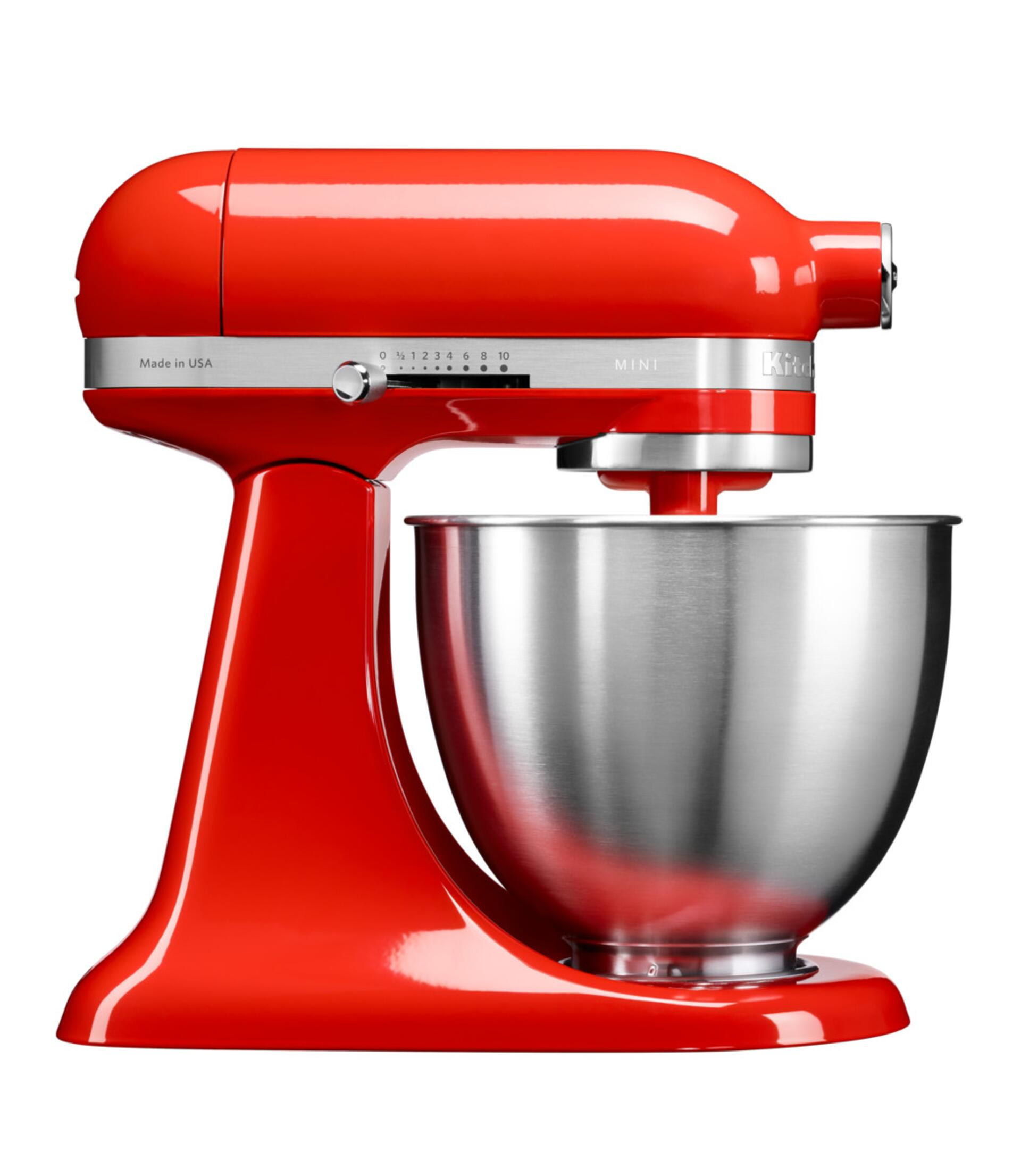 Kitchenaid Mini Küchenmaschine 3,3 L Hot Sauce 5KSM3311XEHT
