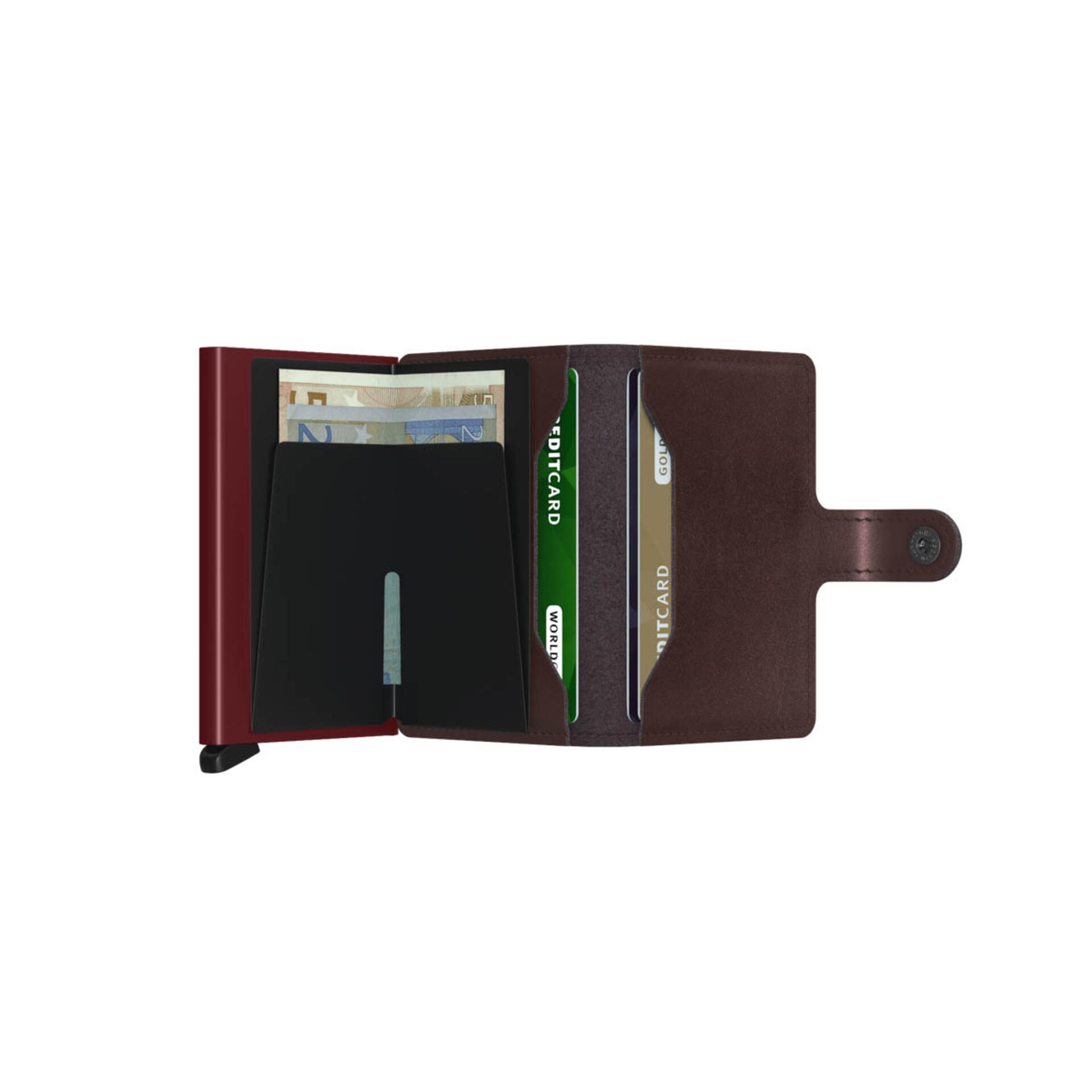 Secrid Miniwallet Metallic Moro