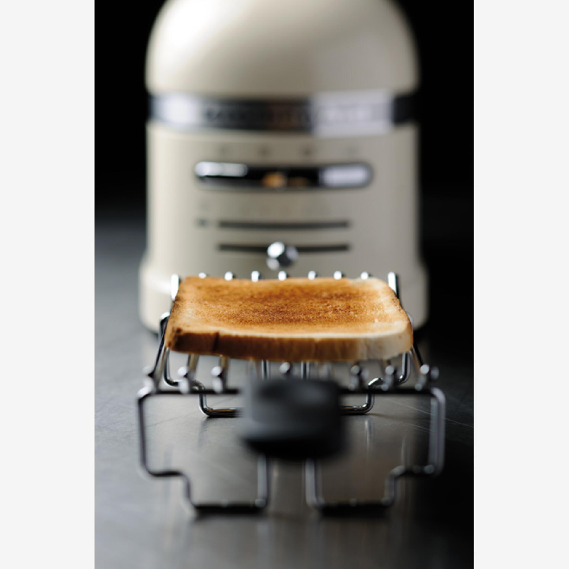 Kitchenaid 2-Scheiben-Toaster Liebesapfel Rot 5KMT2204ECA