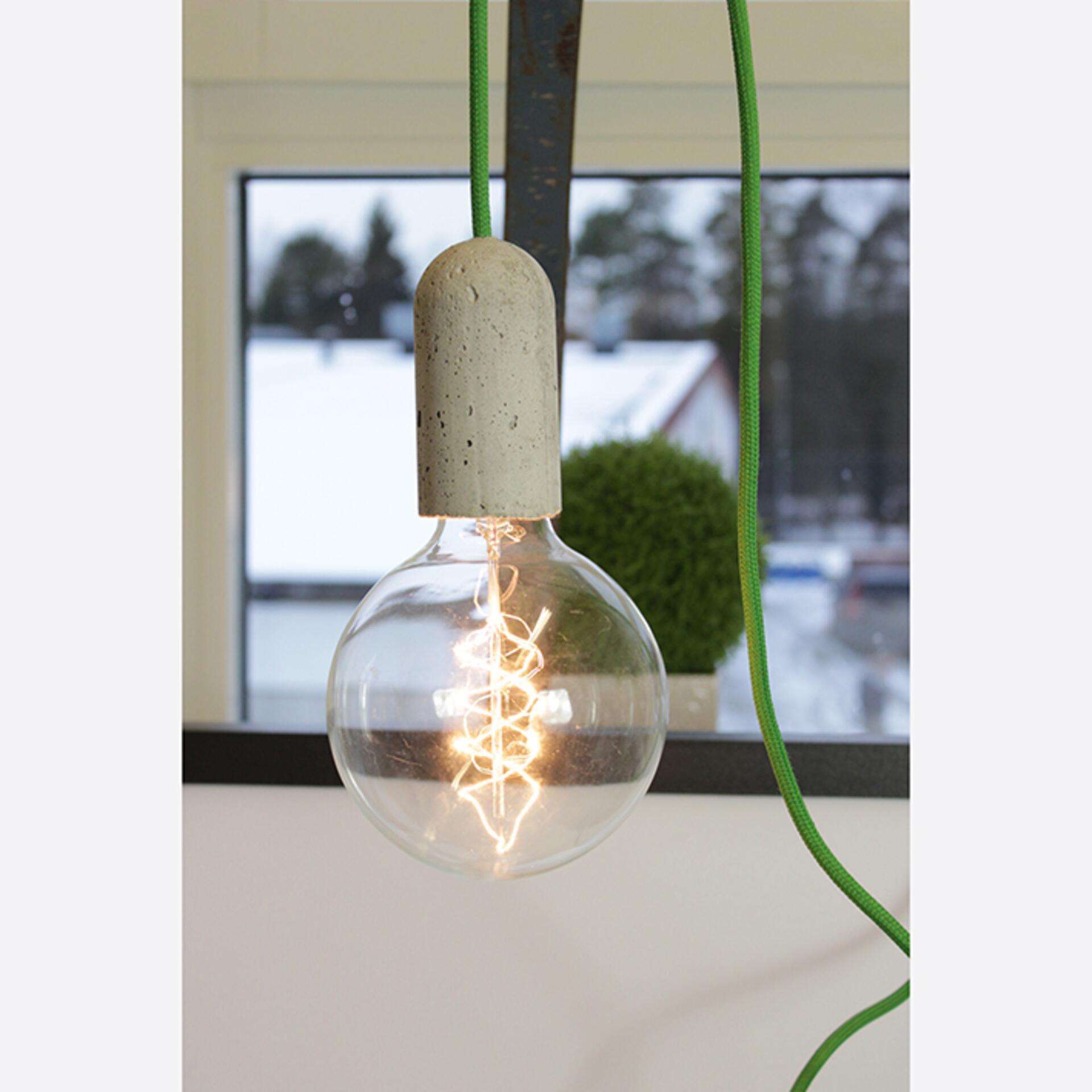 Nud Glühbirne Globe 125 mm