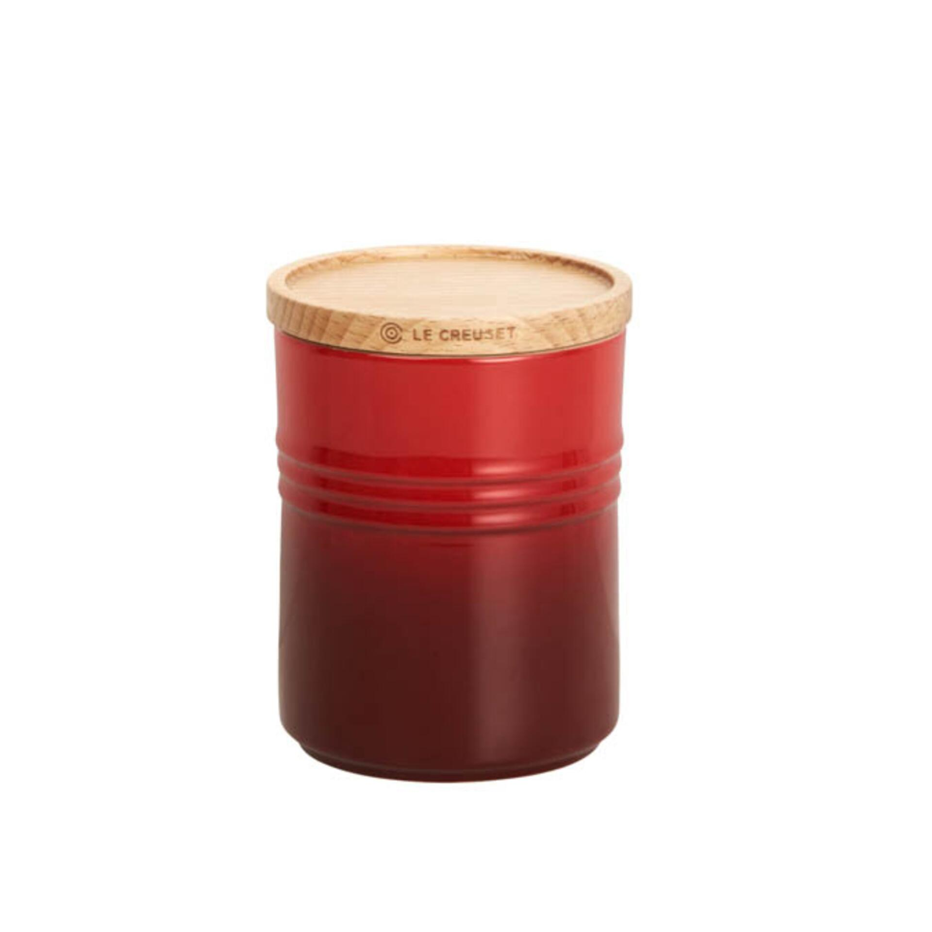 Le Creuset Vorratsdose 540 ml Kirschrot