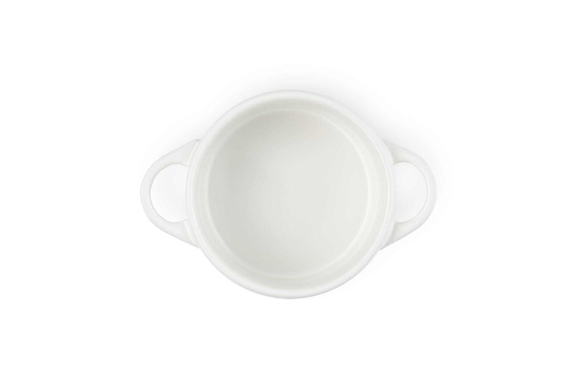 Le Creuset Mini Cocotte Meringue