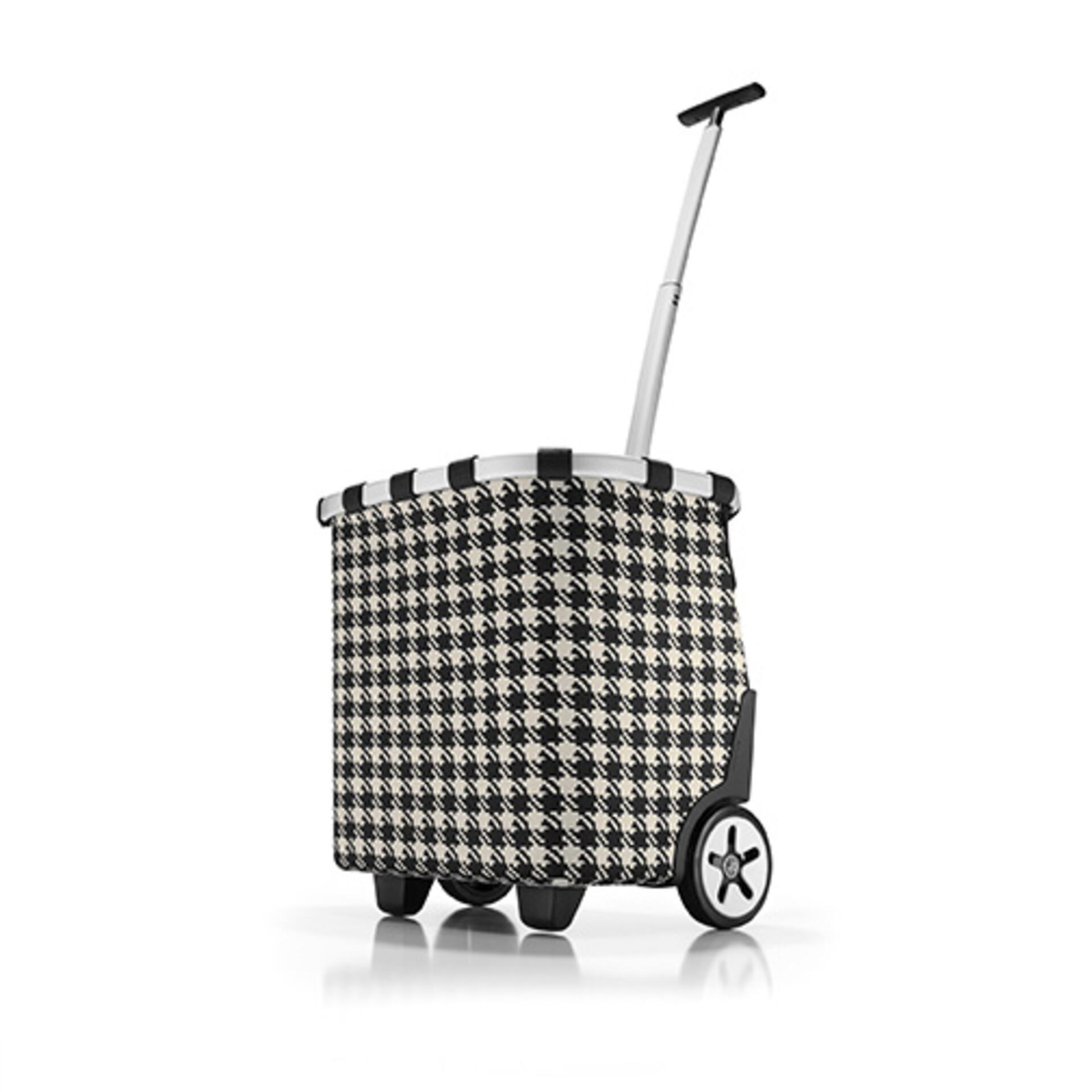 Reisenthel Carrycruiser Einkaufswagen Fifties Black