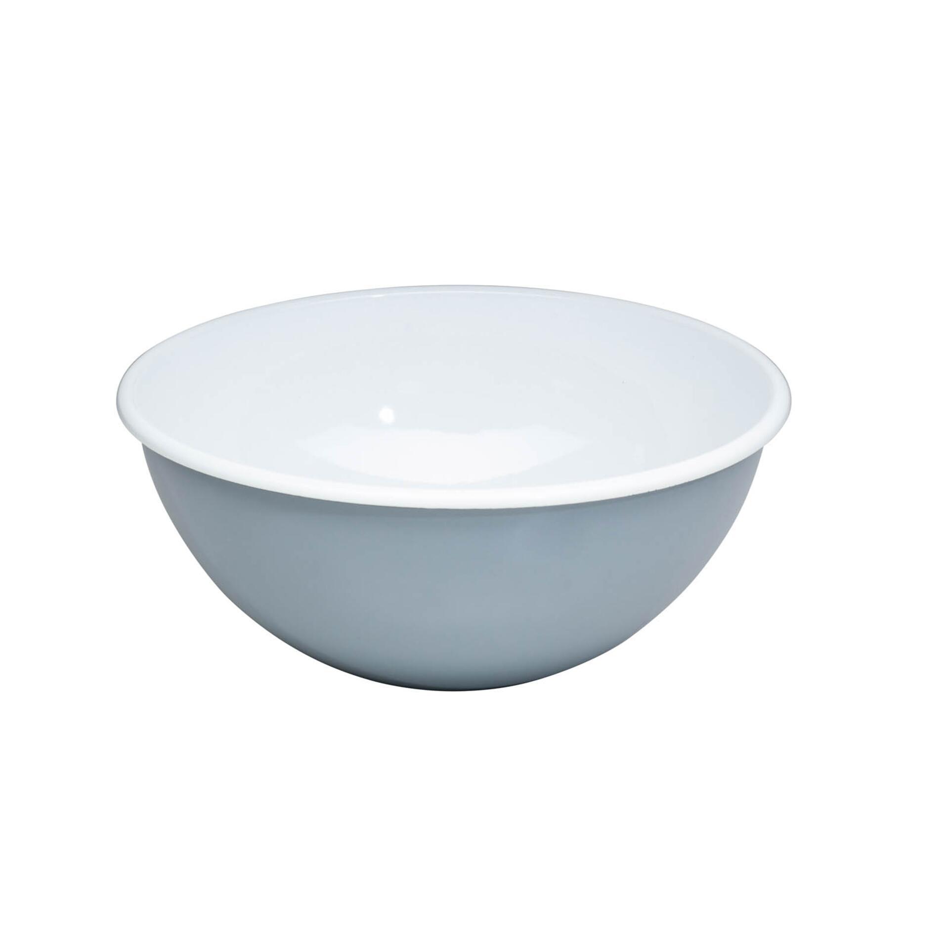 Riess Küchenschüssel 22 cm Pure Grey