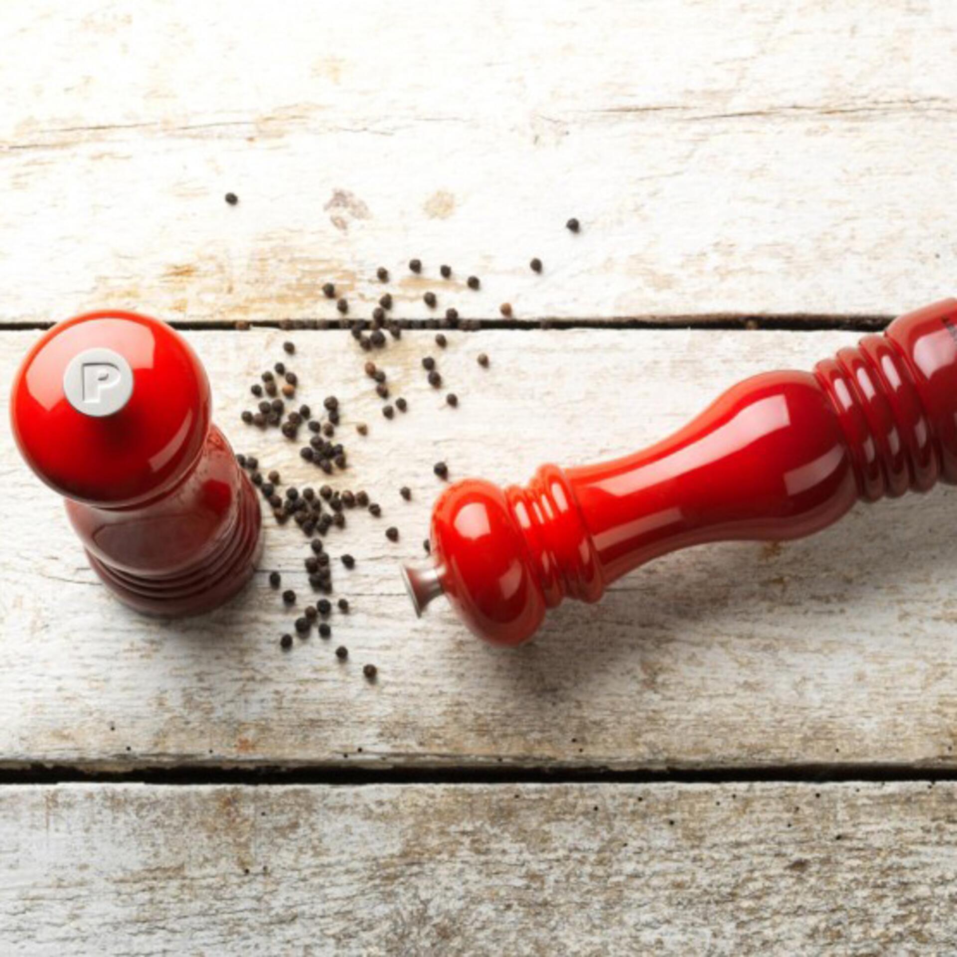 Le Creuset Salzmühle Creme 21 cm