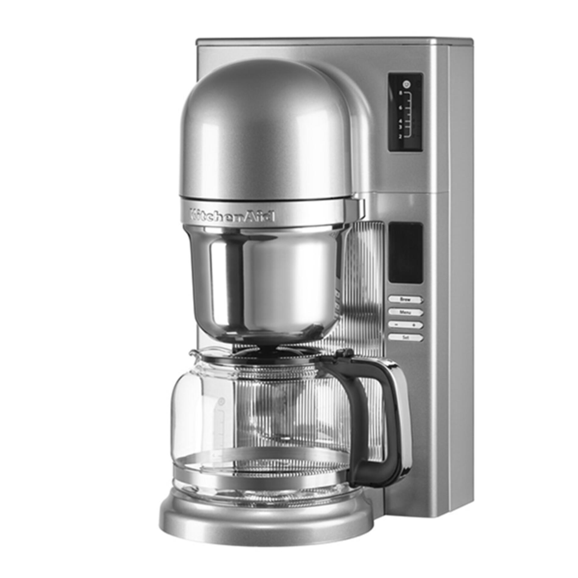 KitchenAid Kaffeemaschine Silber 5KCM0802ECU