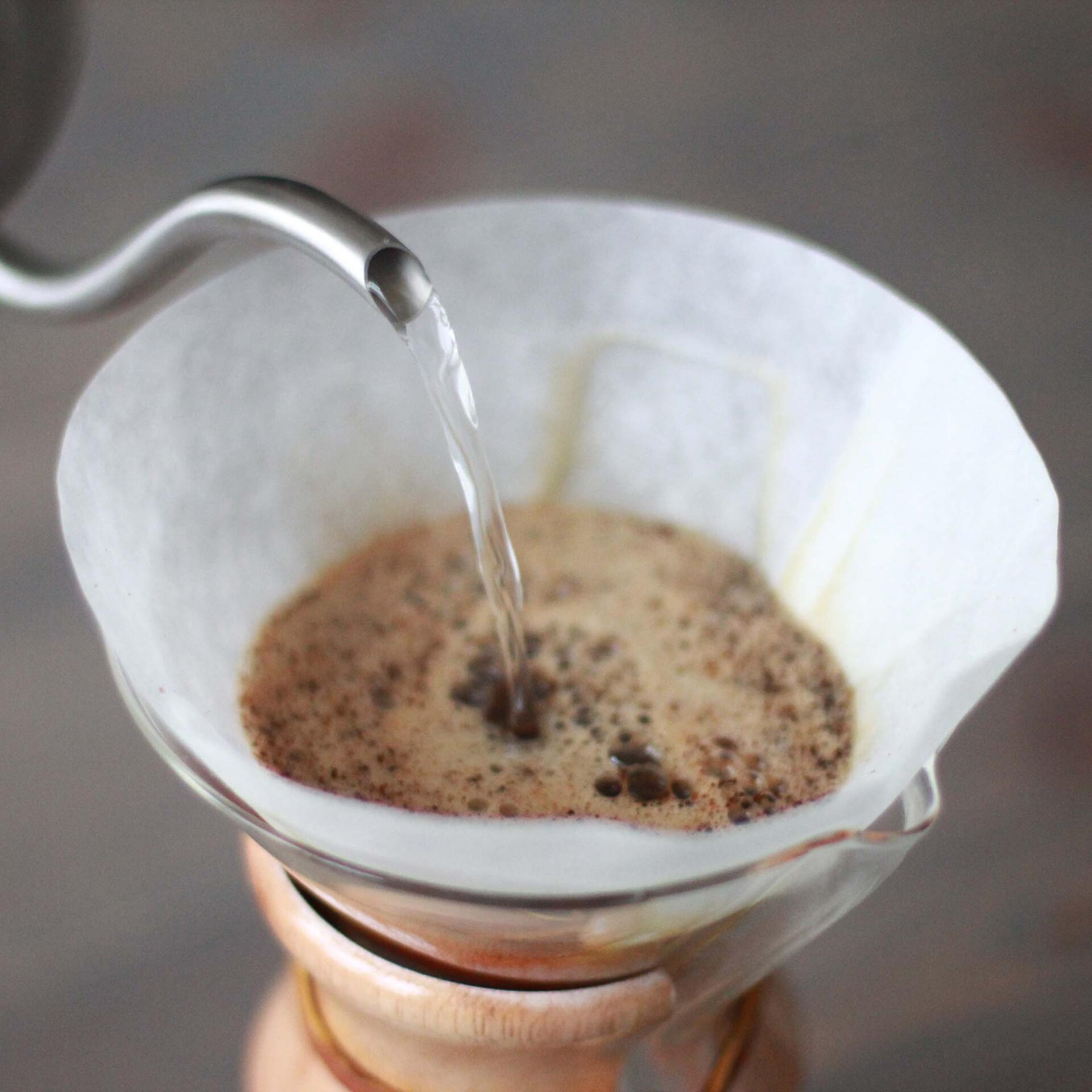 Chemex Kaffeefilter rund