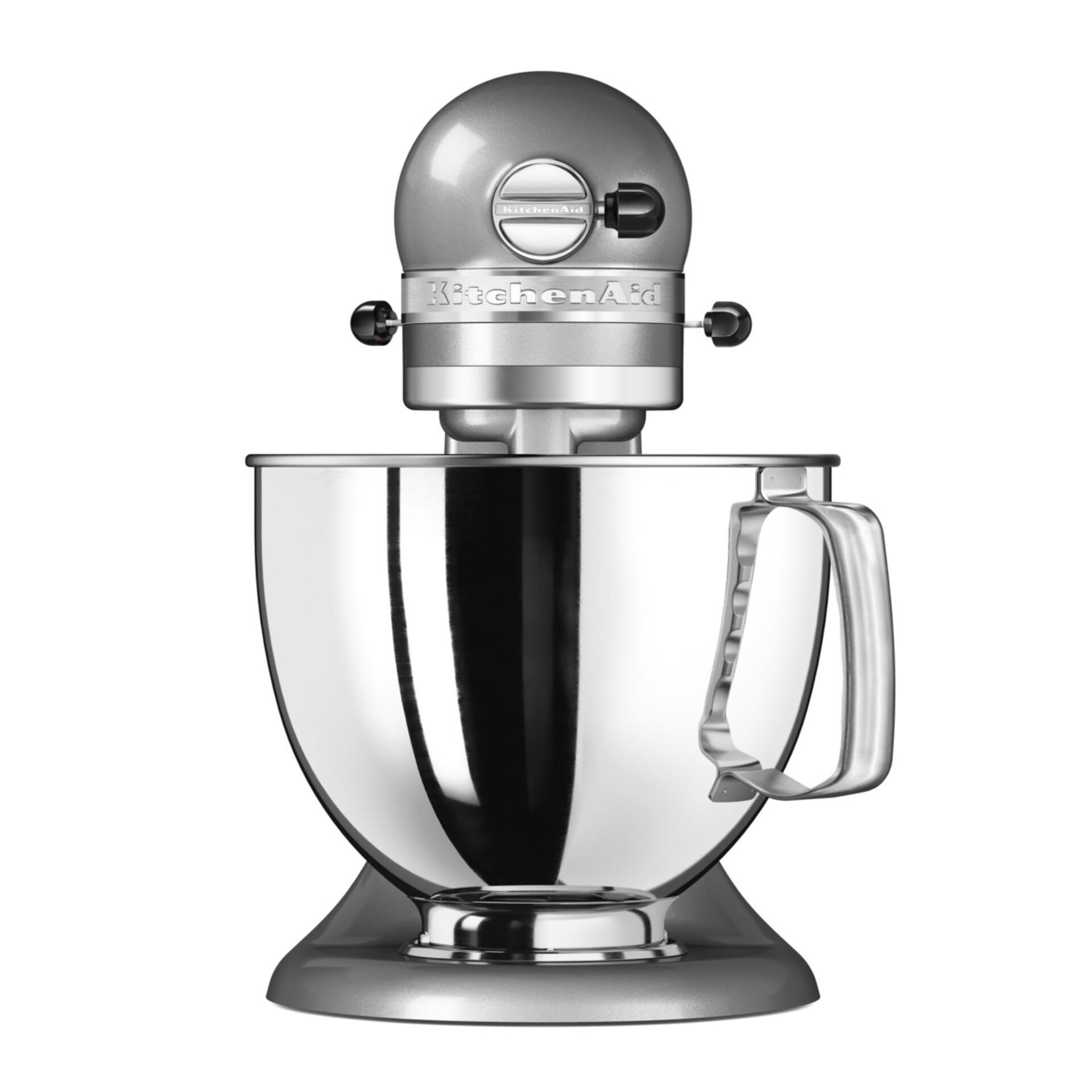 Kitchenaid Küchenmaschine Kontur Silber 5KSM175PSECU