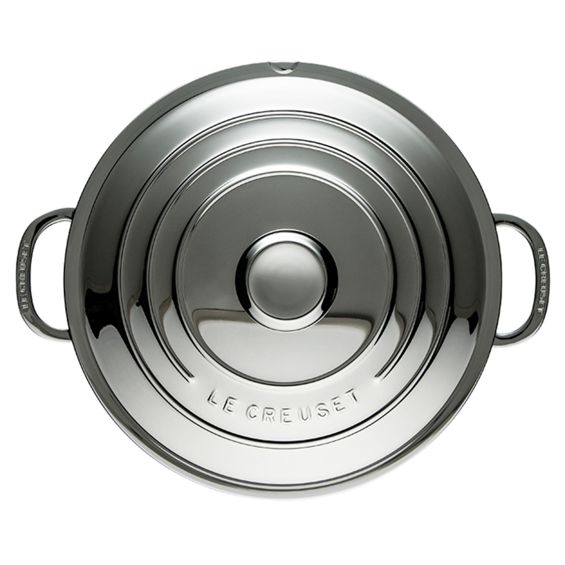 Le Creuset 3-ply PLUS Fleischtopf 24 cm