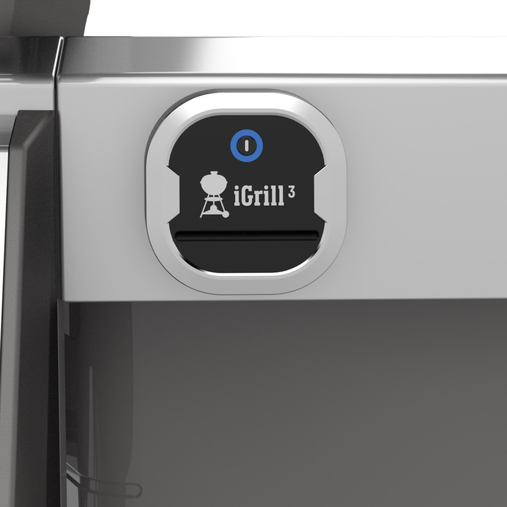 Weber iGrill 3 - Für alle Genesis II Modelle 7205