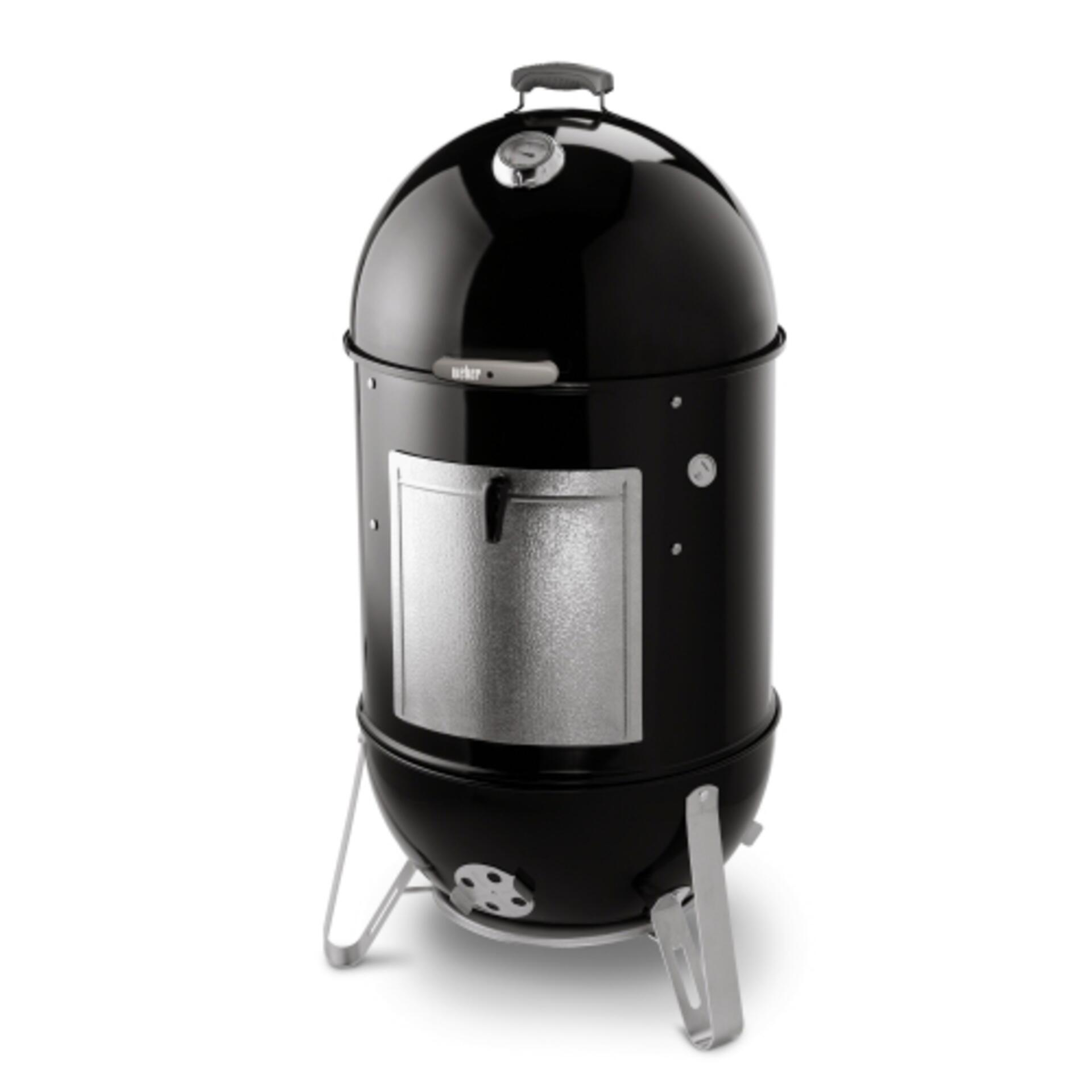 Weber Smokey Mountain Cooker 47 cm Black
