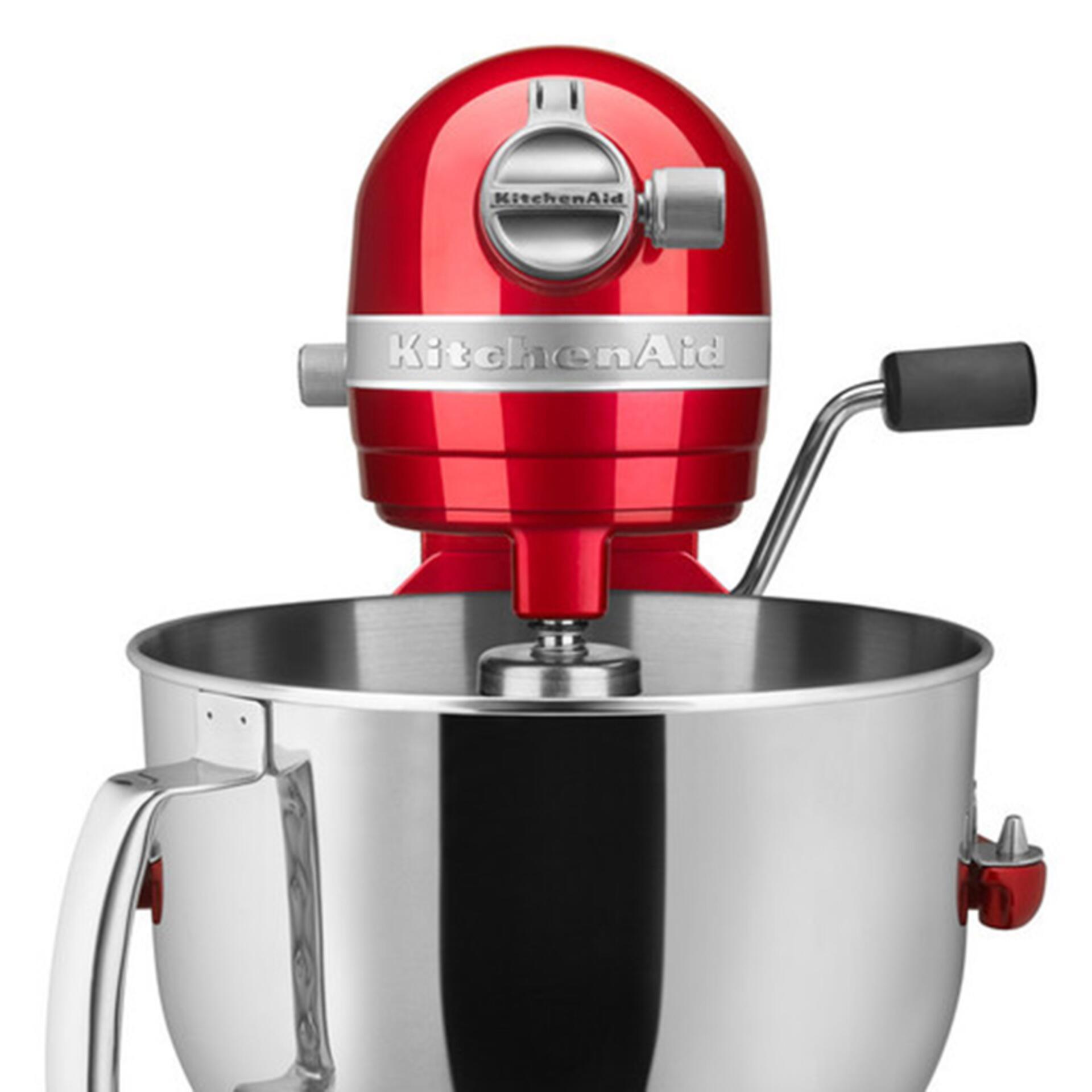 Kitchenaid Artisan Küchenmaschine 6,9 Liter Empire Red 5KSM7580XEER