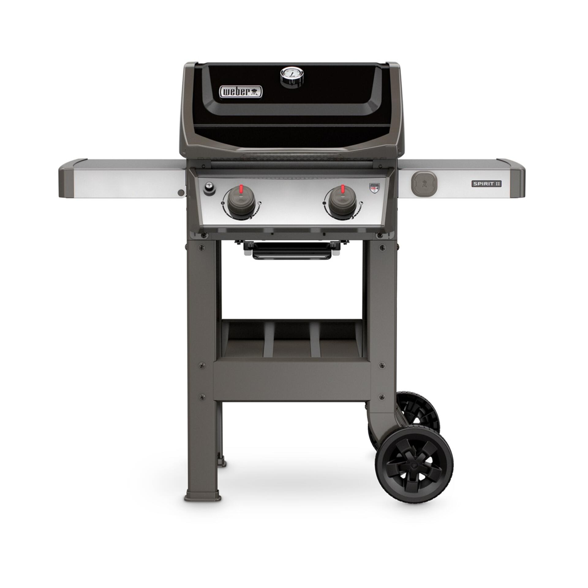 Weber Spirit II E-210 Original, Black