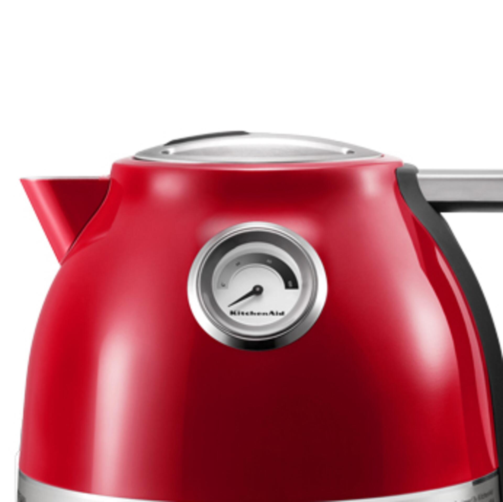Kitchenaid Artisan Wasserkocher Gusseisen Schwarz 5KEK1522EBK
