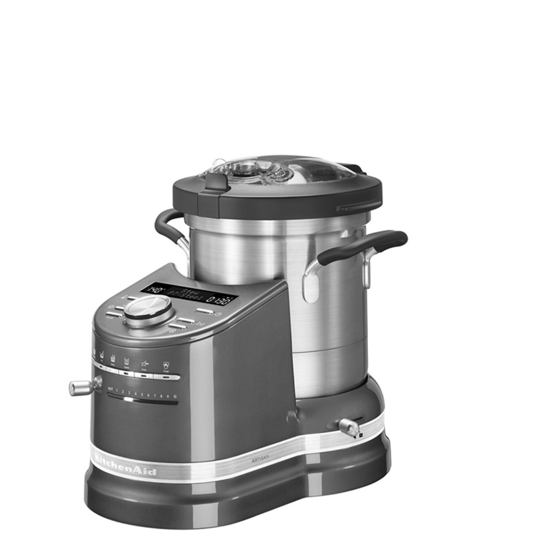 KitchenAid Artisan Cook Processor 5KCF0103EMS/4 Medaillon Silber