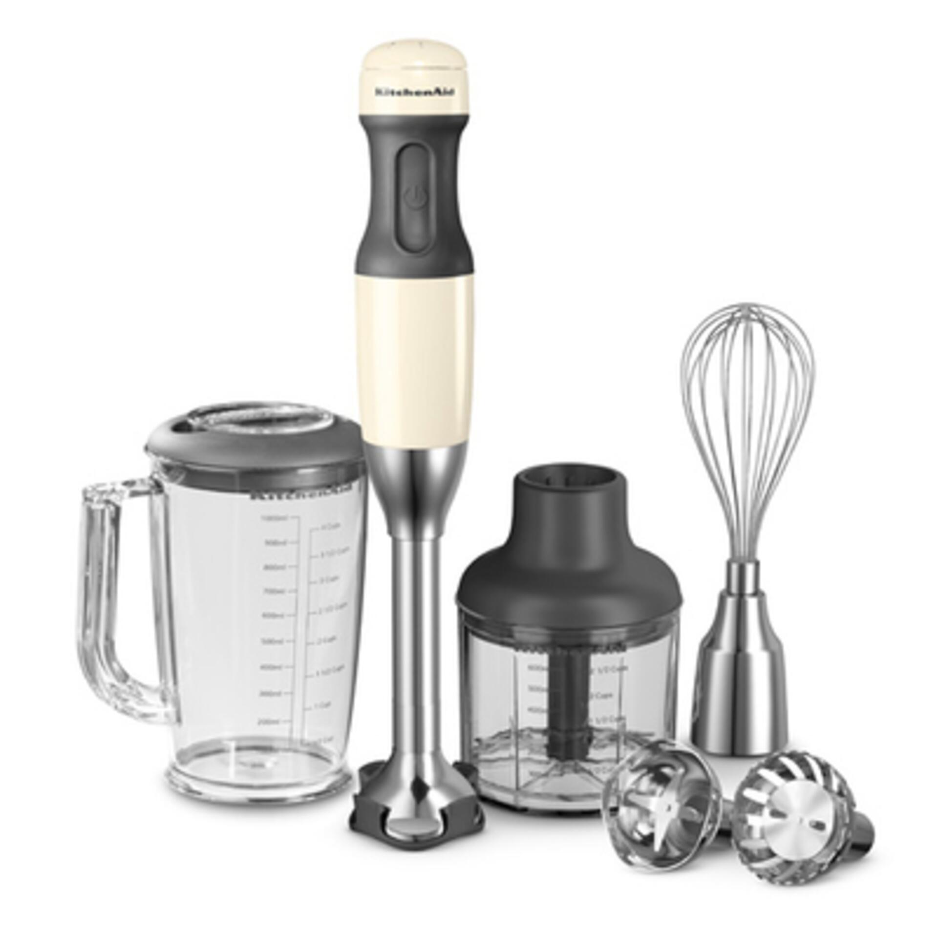 Kitchenaid Stabmixer Crème 5KHB2571EAC