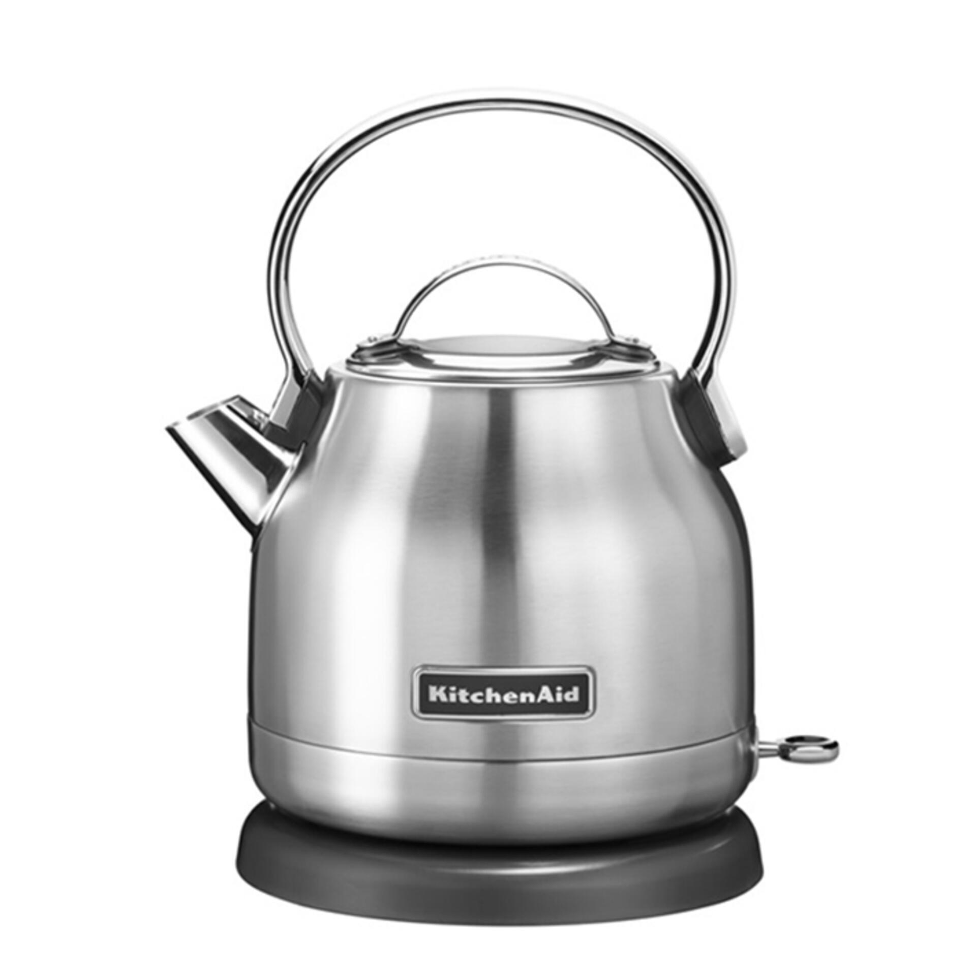 KitchenAid Classic Wasserkocher Edelstahl 5KEK1222ESX