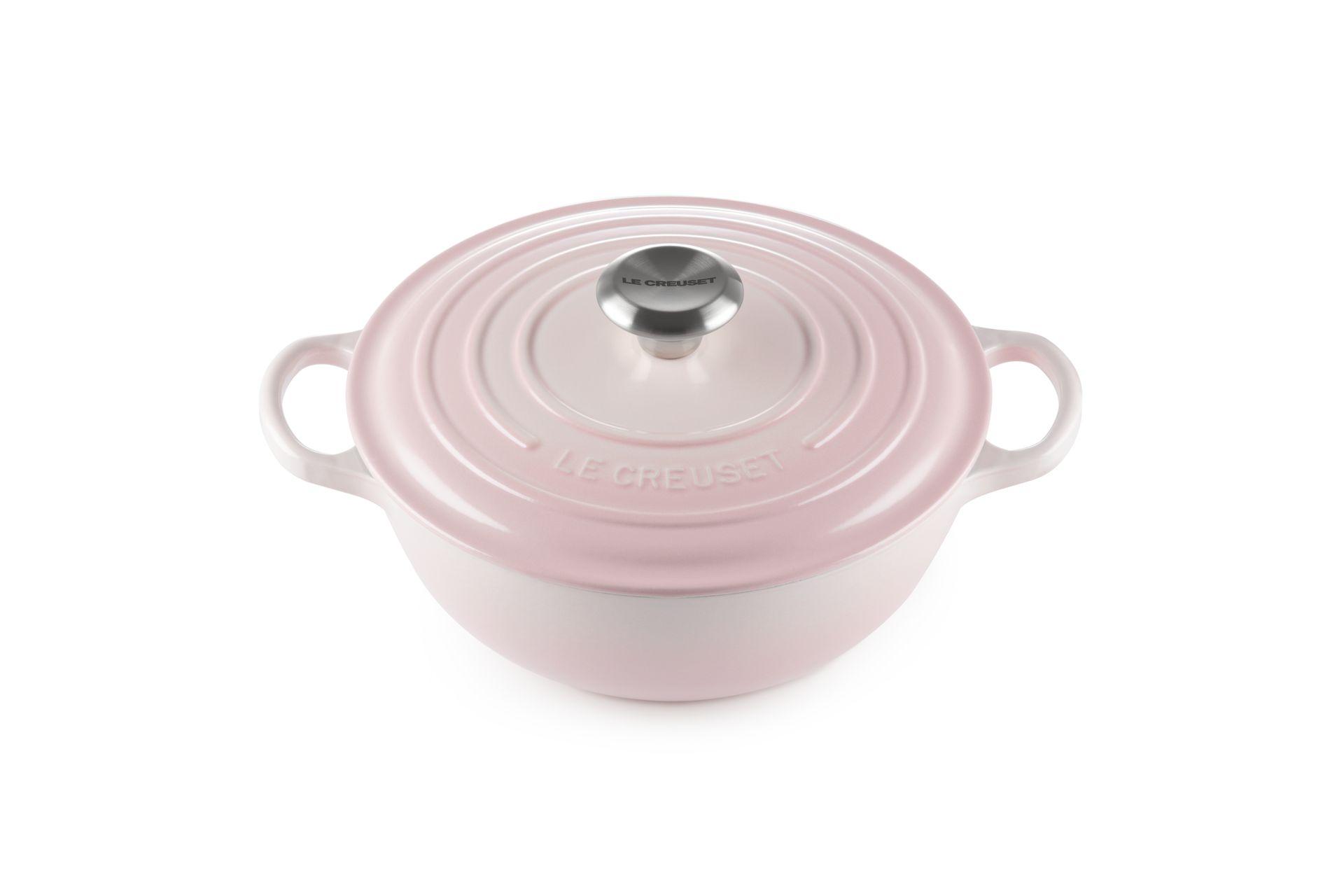 Le Creuset La Marmite 24 cm Shell Pink