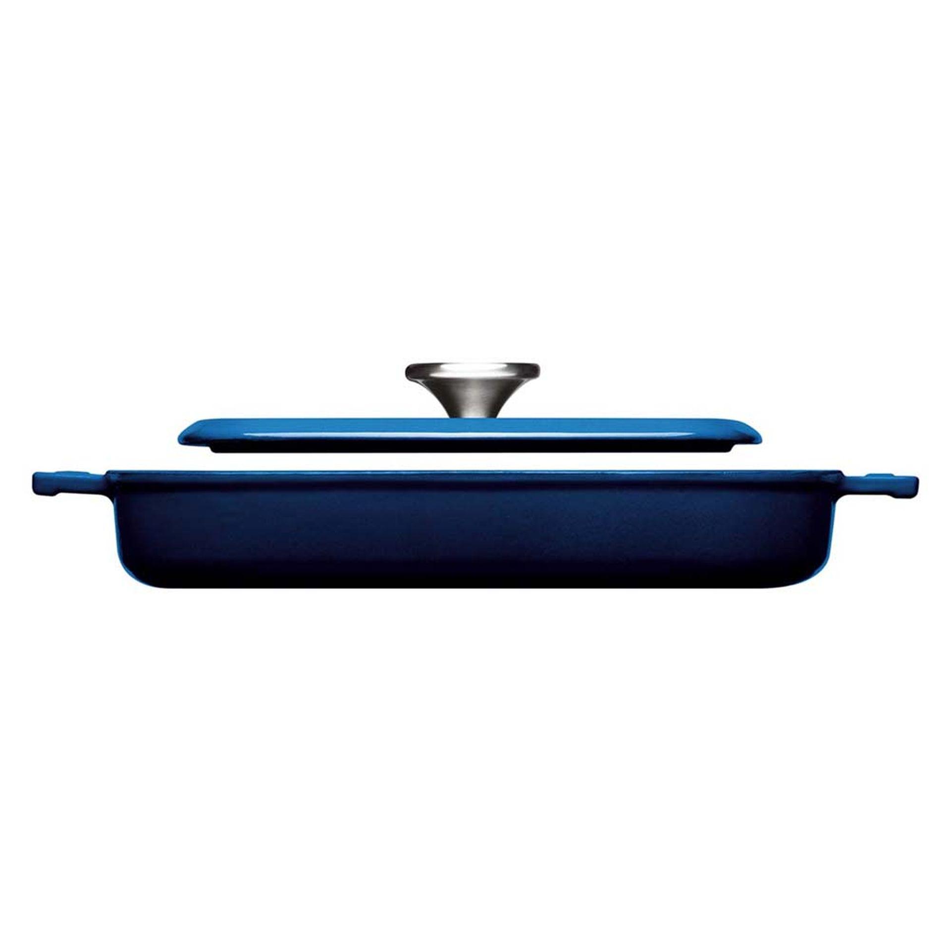 Woll Iron Grillpfanne 28 x 28 cm Blau