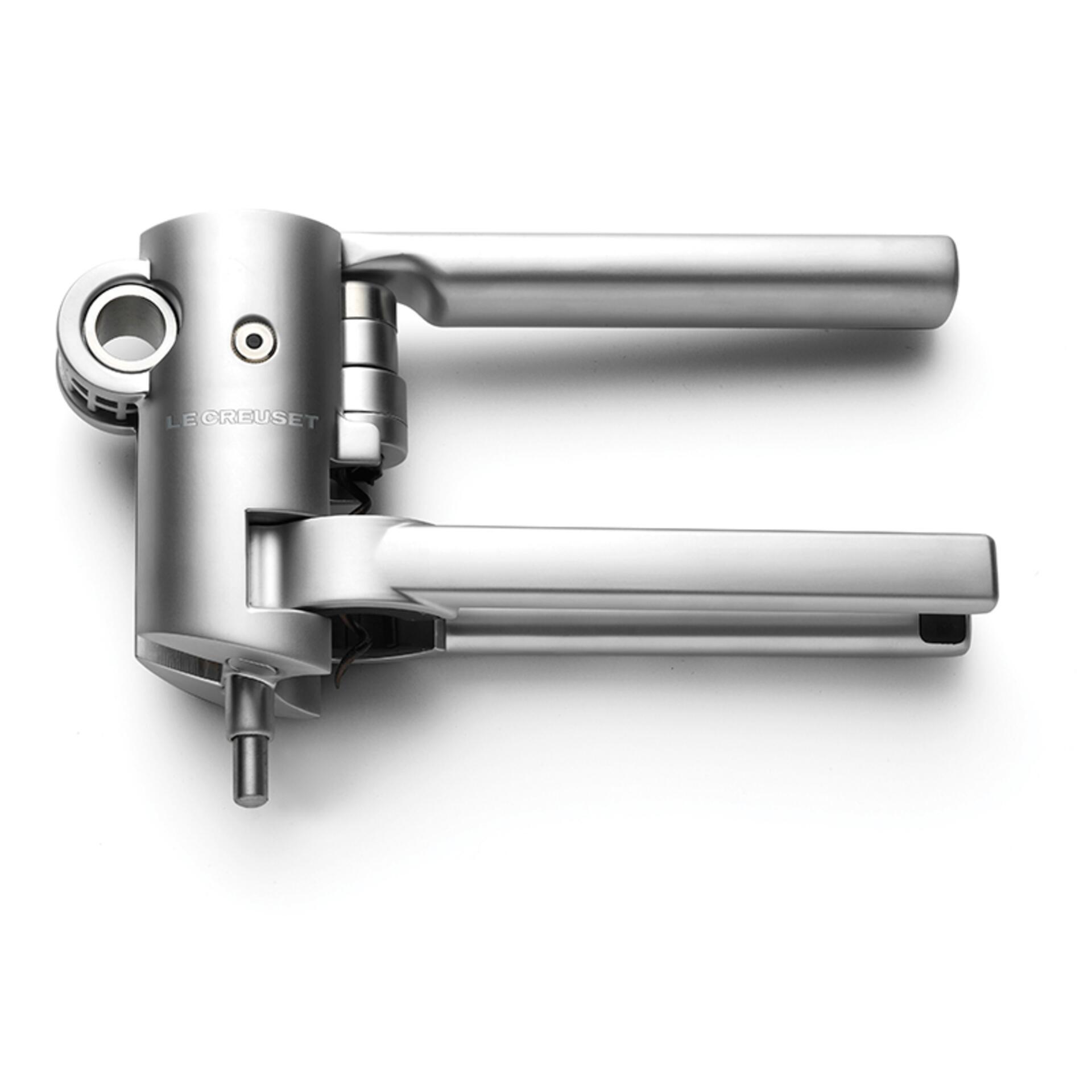 Le Creuset Leverpull Korkenzieher LM-G10-Geo Metal