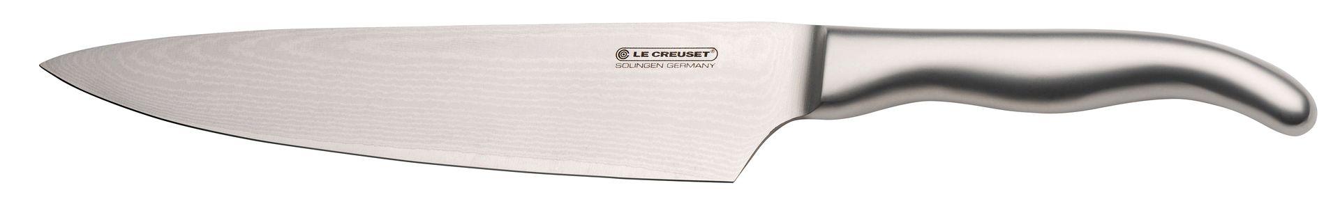 Le Creuset Kochmesser mit Edelstahlgriff 20 cm