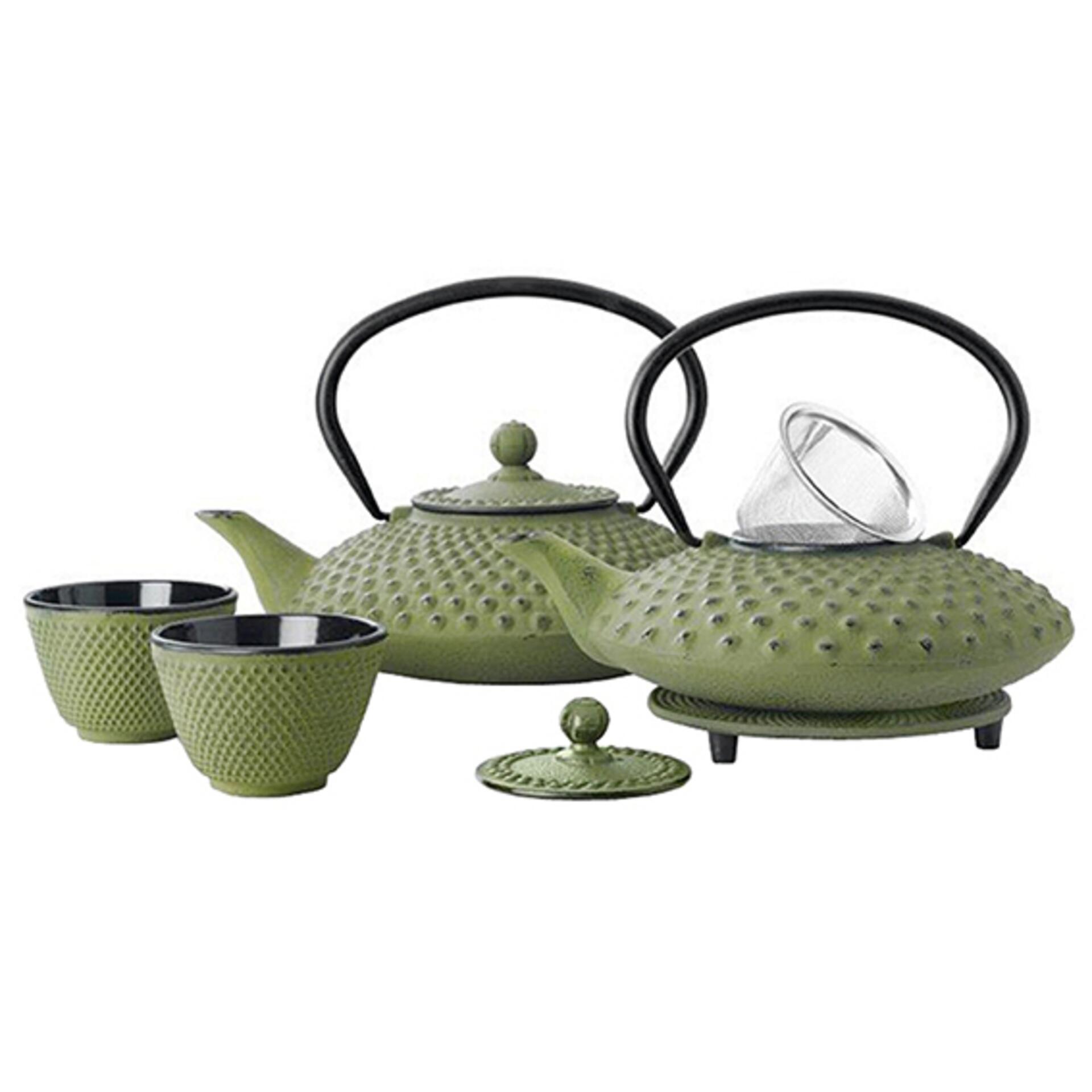Bredemeijer Teekanne Asia Xilin Grün 0,8 l
