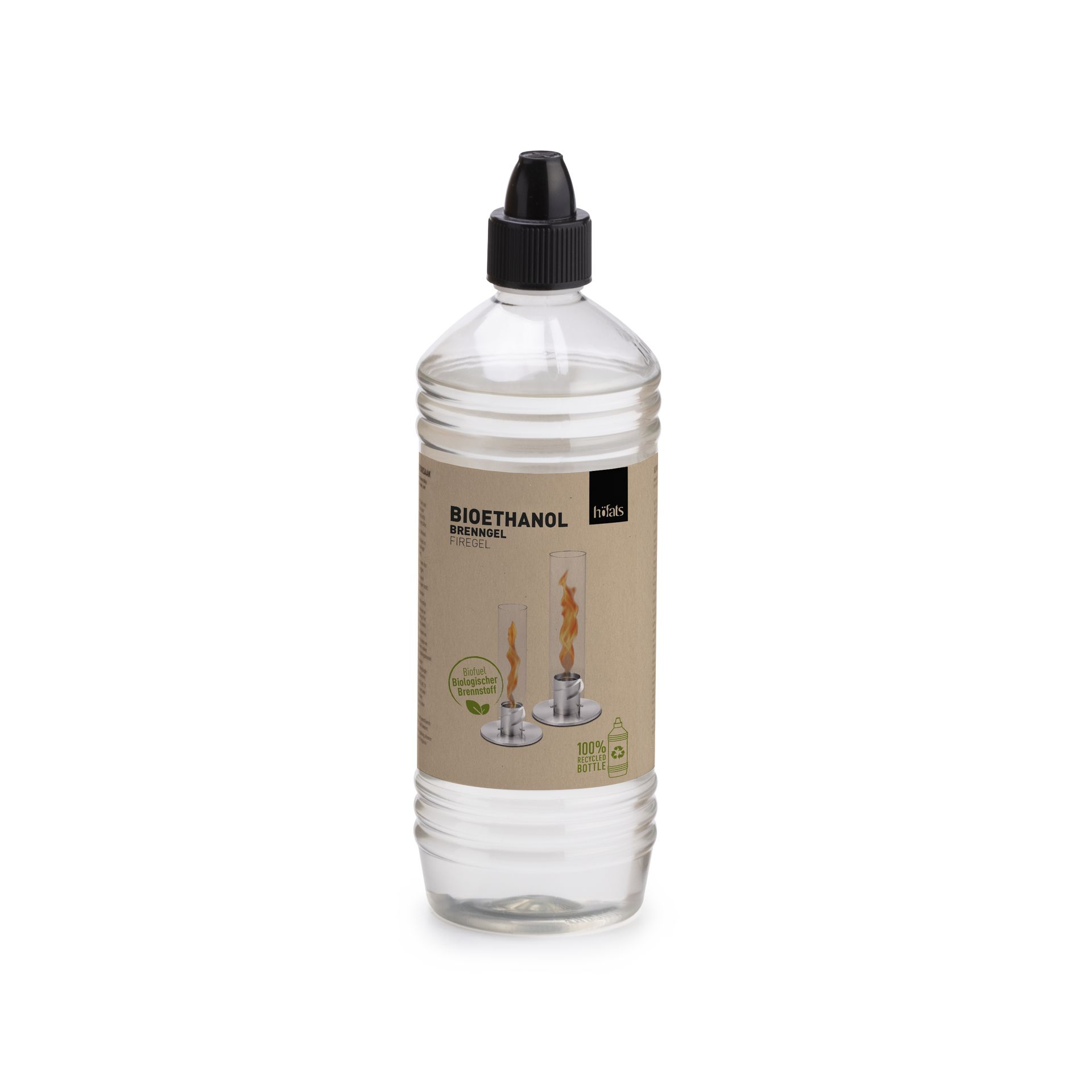 Höfats Spin Bioethanol 1l Flasche