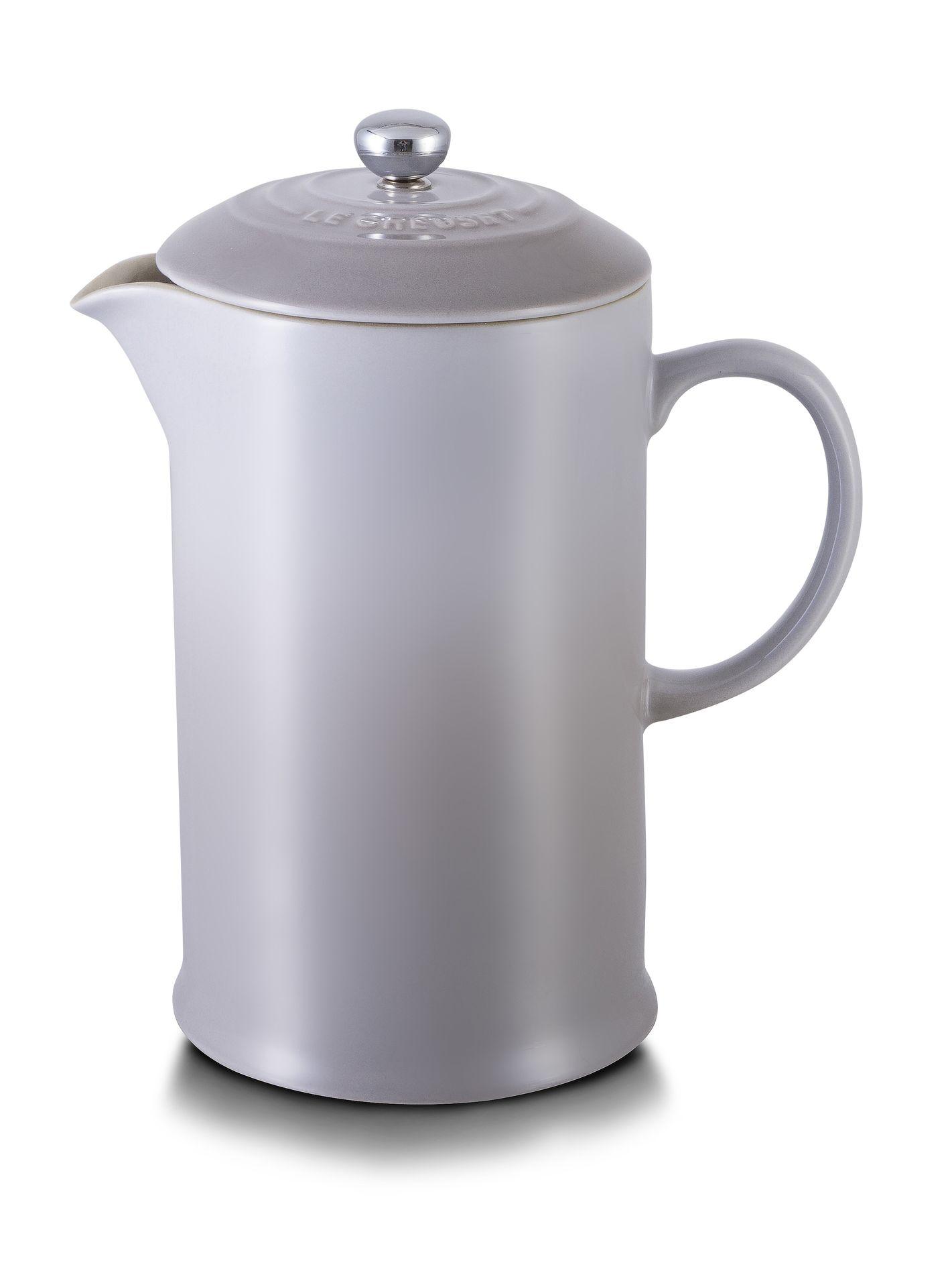 Le Creuset Kaffee-Bereiter Perlgrau