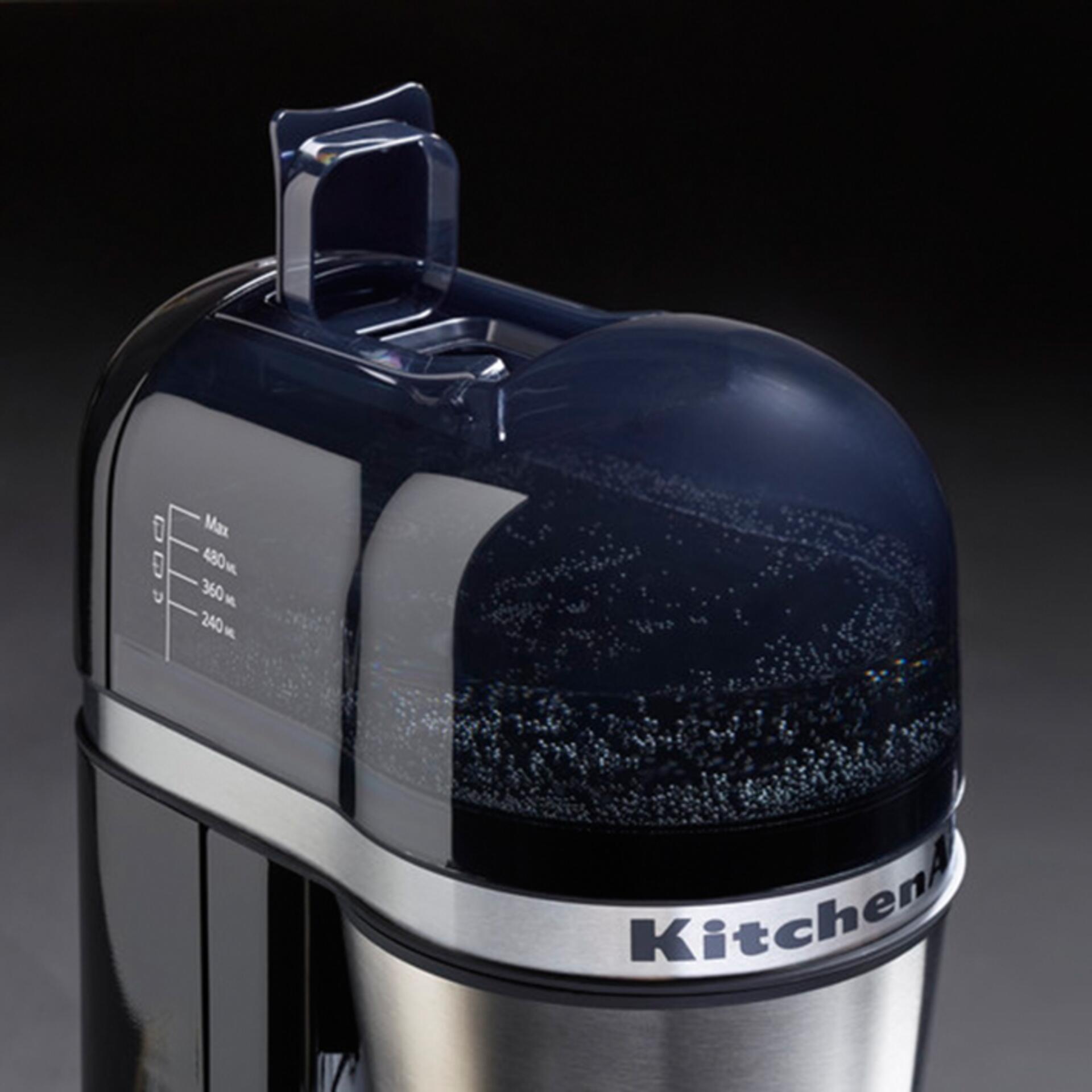 KitchenAid Kaffeemaschine Schwarz 5KCM0402EOB