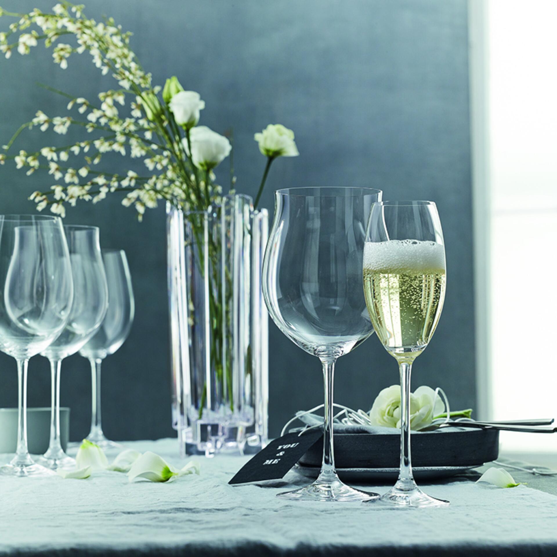 Nachtmann Vivendi Champagnerkelch 4er Set