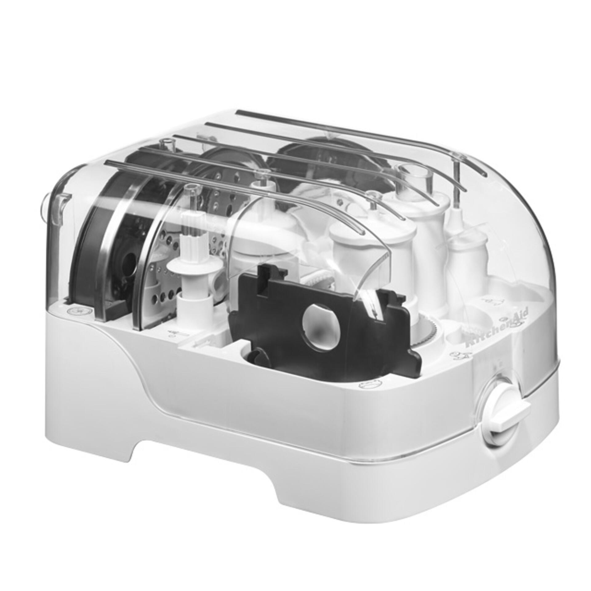 Kitchenaid Food-Processor 4L Onyx Schwarz 5KFP1644EOB