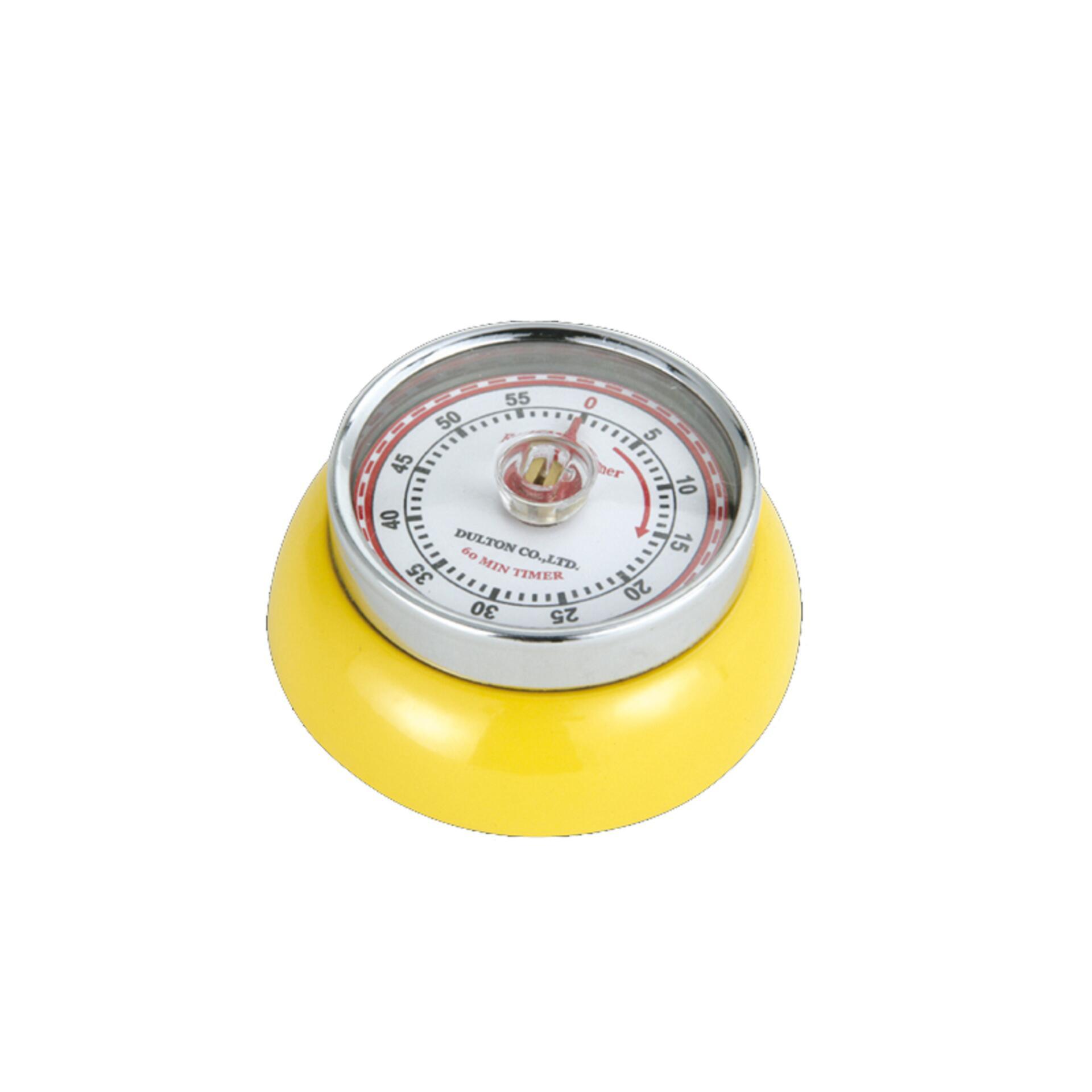 Zassenhaus Küchentimer Speed Gelb