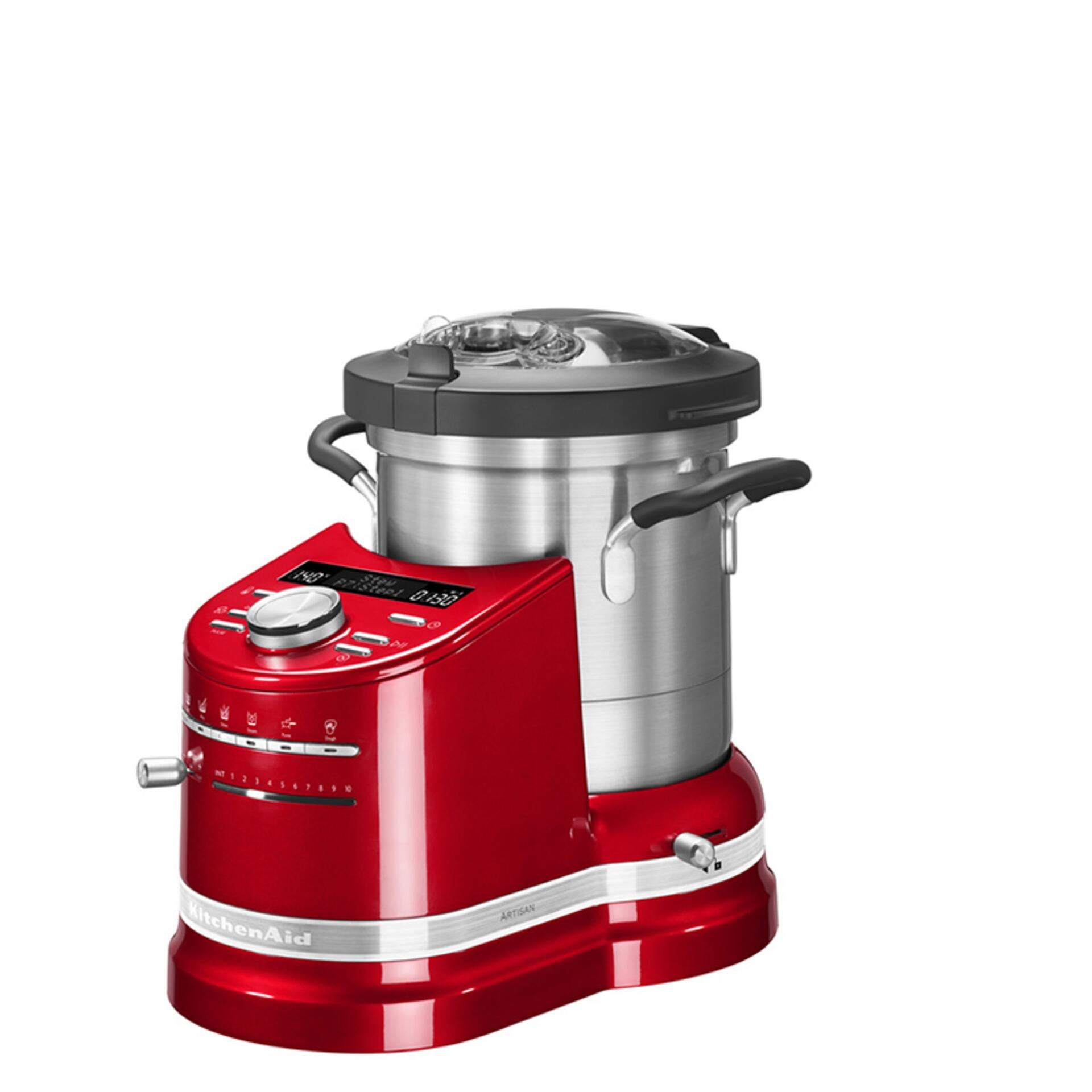 KitchenAid Artisan Cook Processor 5KCF0103EER/4 Empire Red