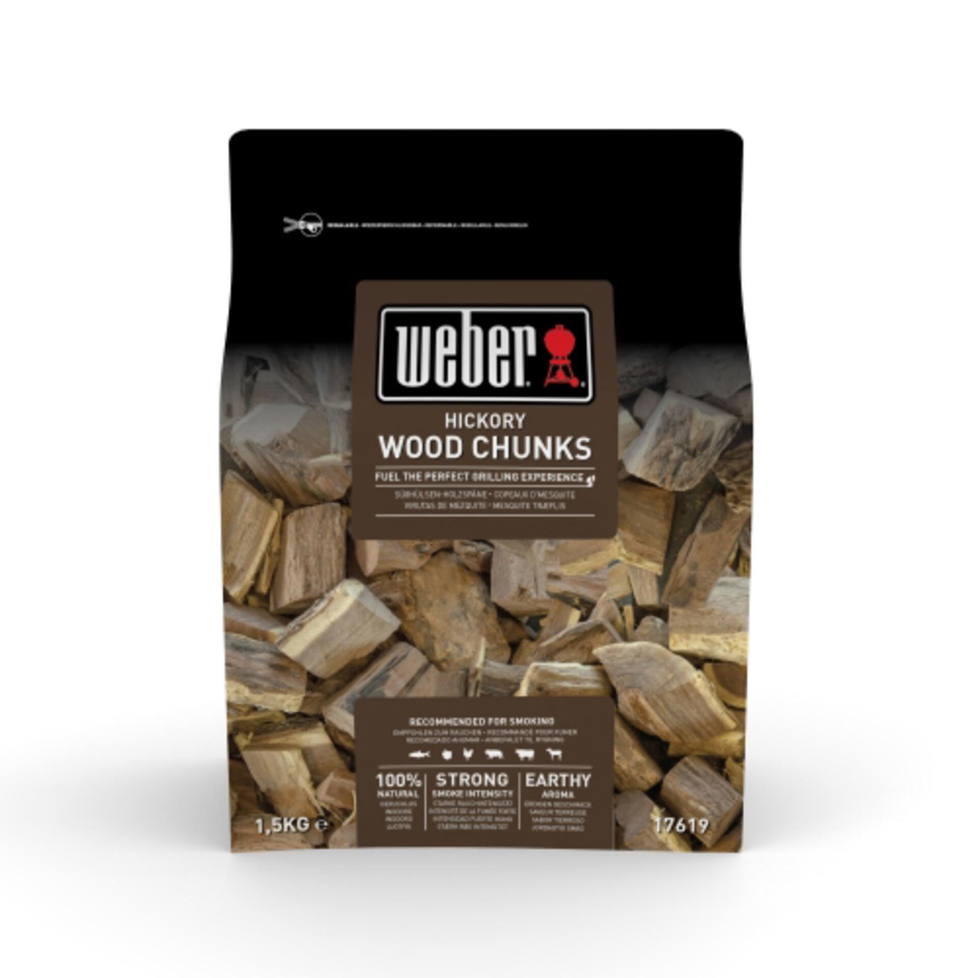 Weber Wood Chunks Hickory 17619