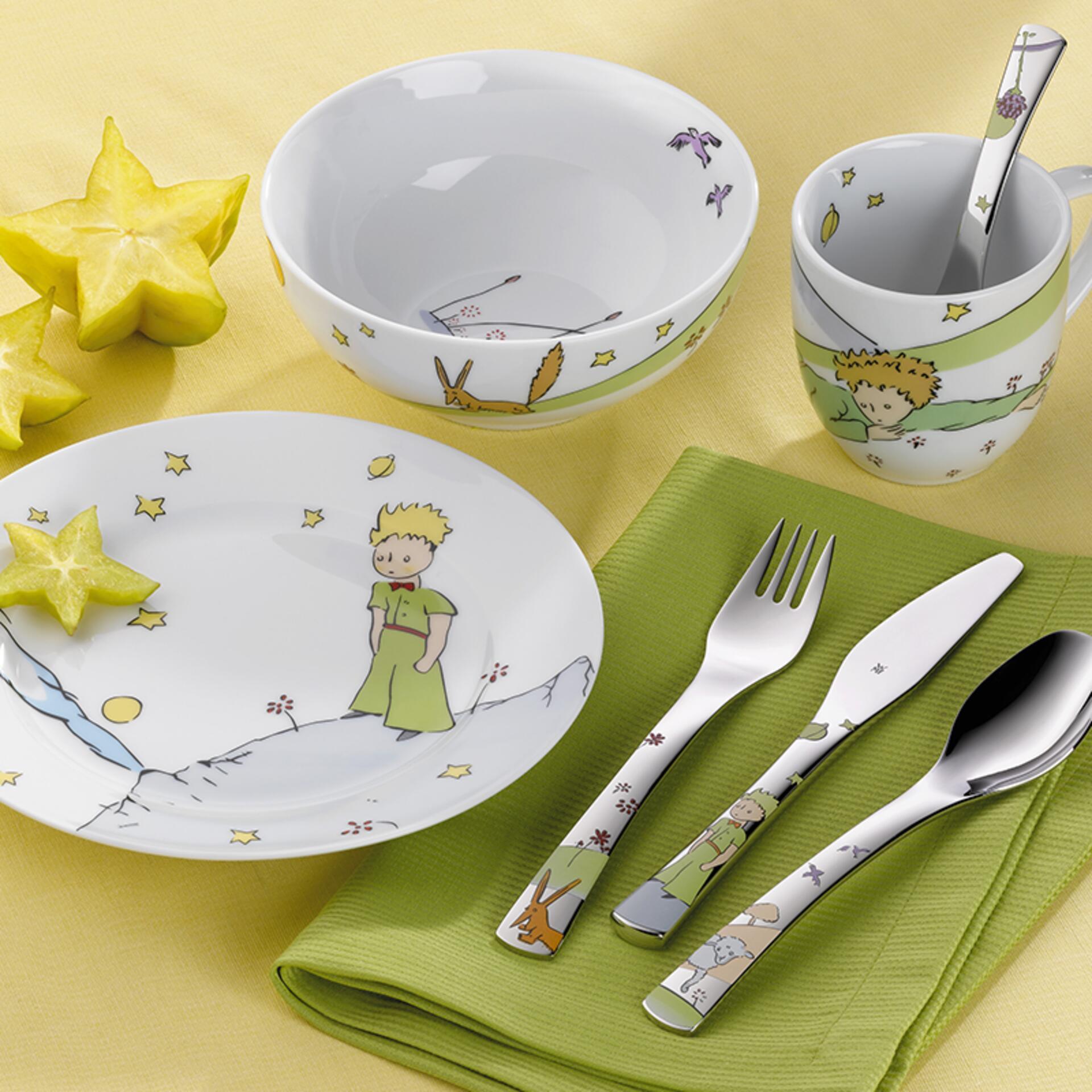 WMF Kinderbesteck-Set 4-teilig Der kleine Prinz