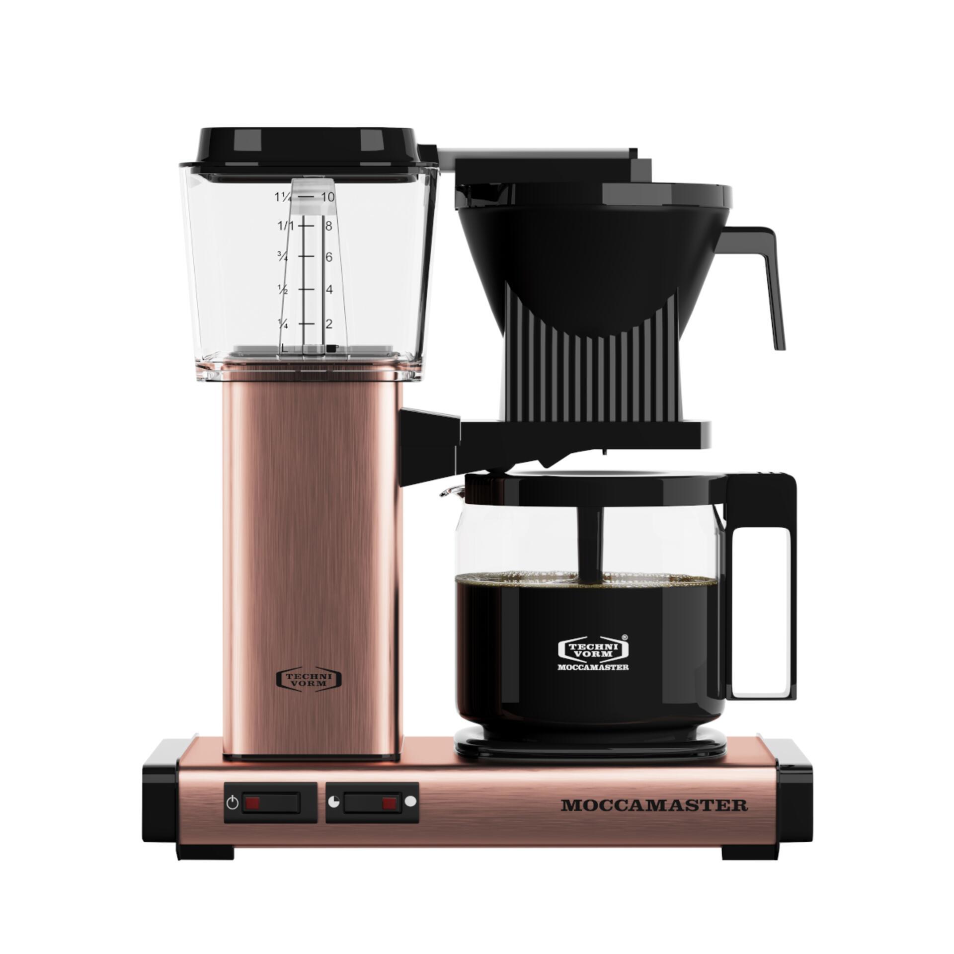 Moccamaster Kaffeemaschine KBG Select Copper Kupfer